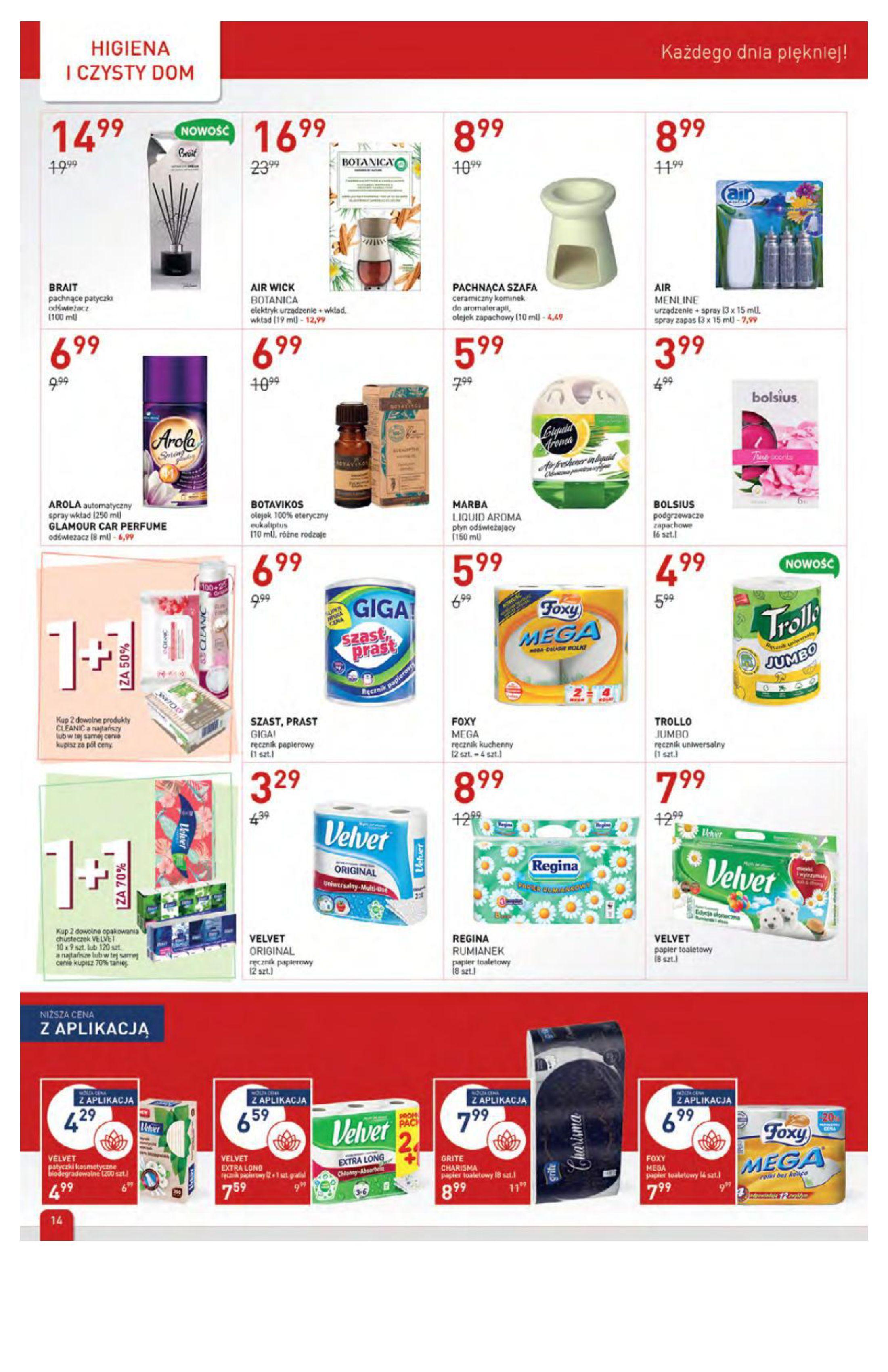 Gazetka Drogerie Jawa: Gazetka Drogerie Jawa 2021-09-07 page-14