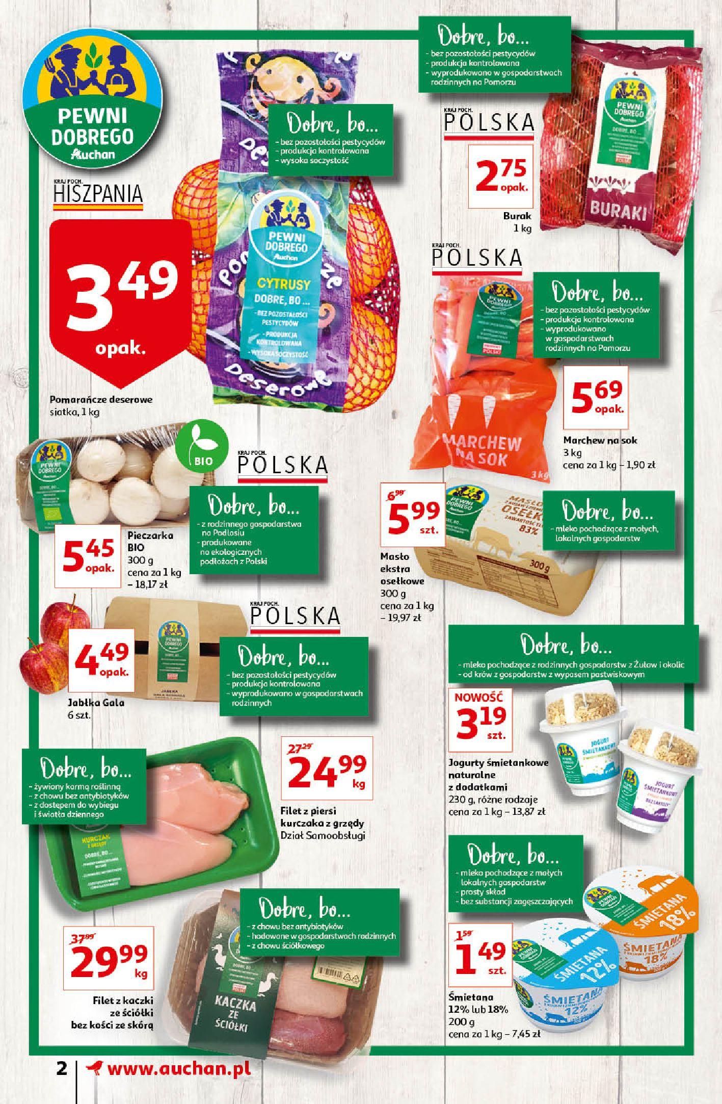 Gazetka Auchan - Oferta Moje Auchan 13-19.02.2020-12.02.2020-19.02.2020-page-2