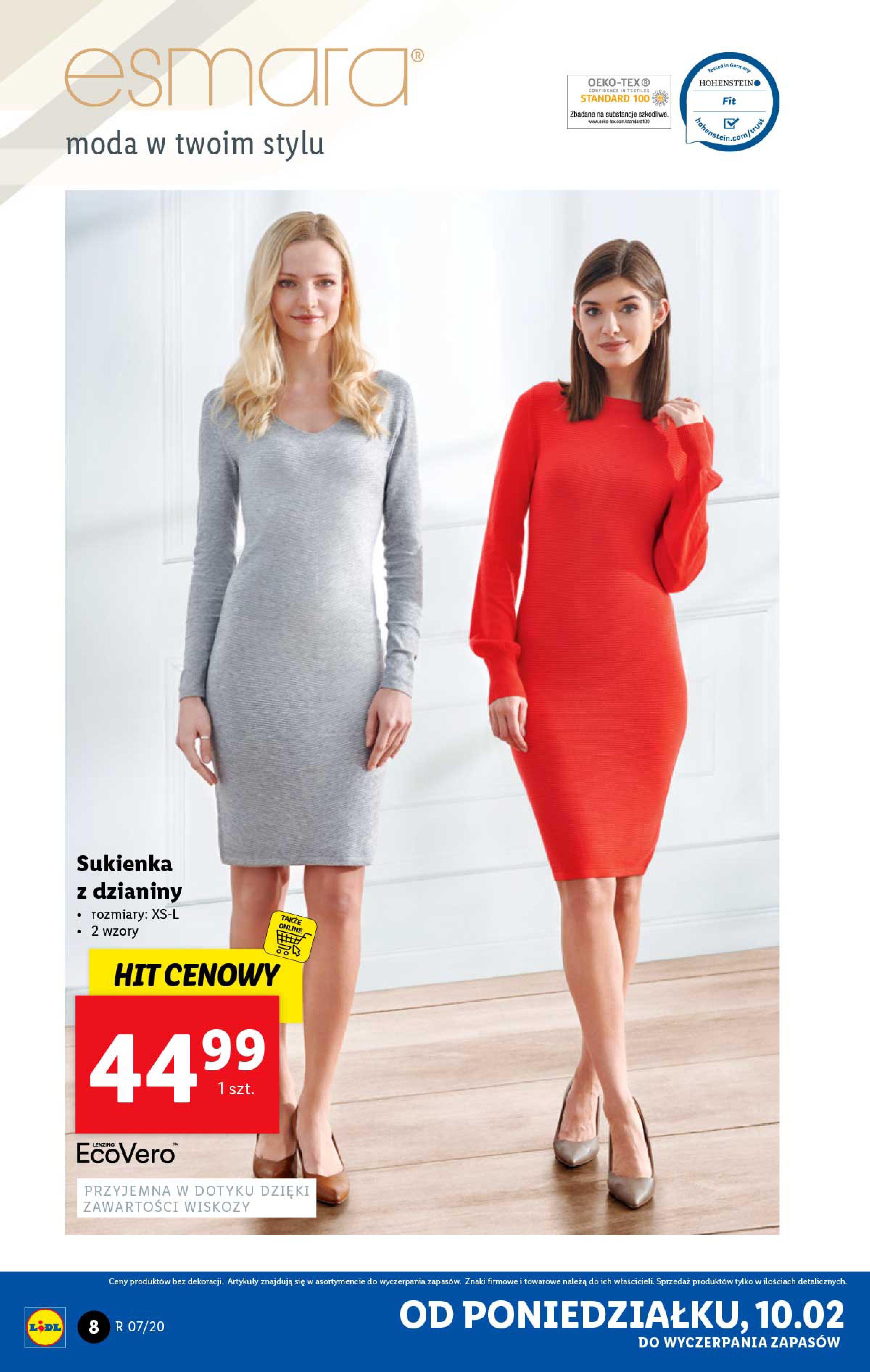 Gazetka Lidl - Katalog od poniedziałku-09.02.2020-15.02.2020-page-8