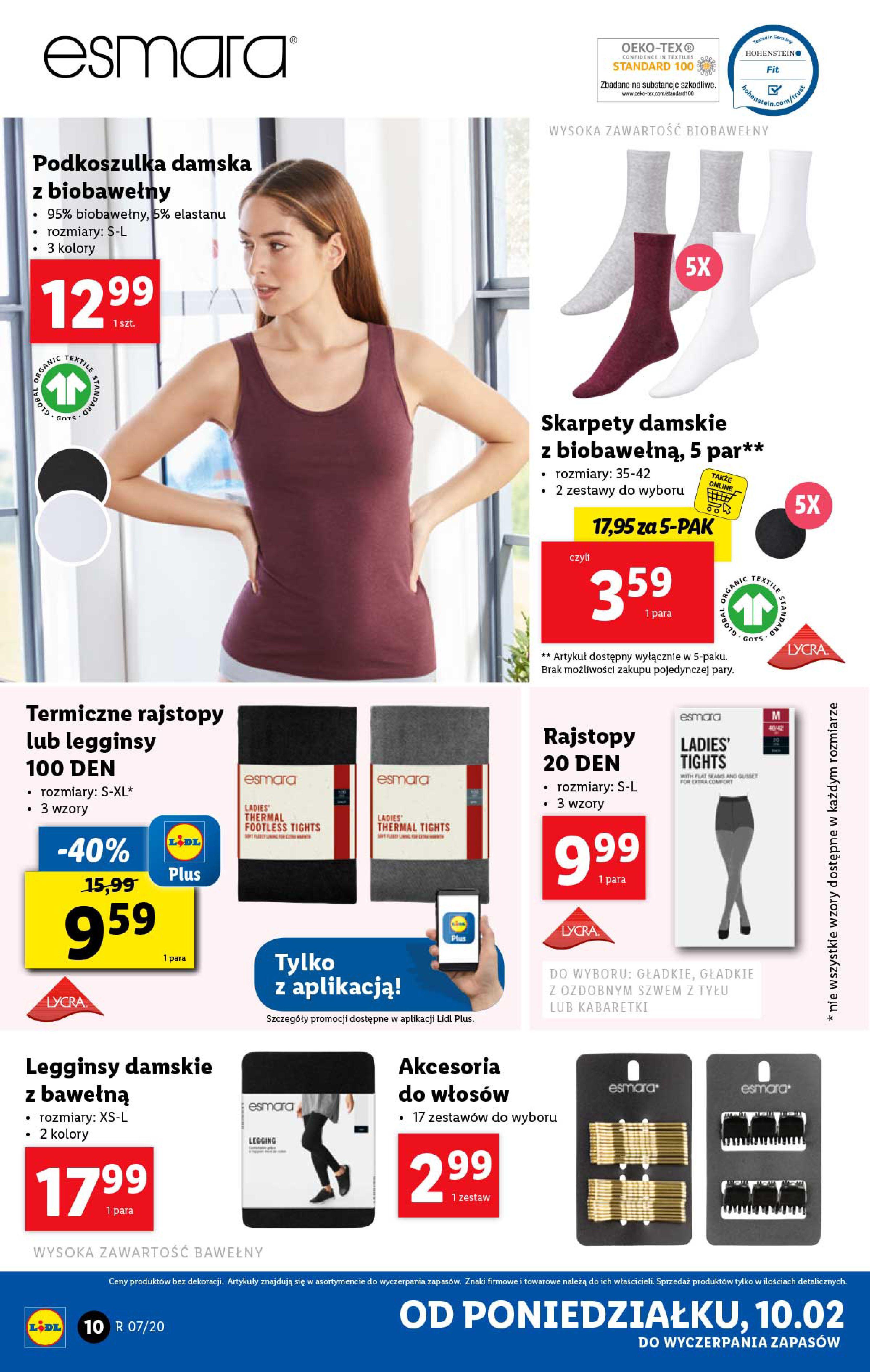 Gazetka Lidl - Katalog od poniedziałku-09.02.2020-15.02.2020-page-10