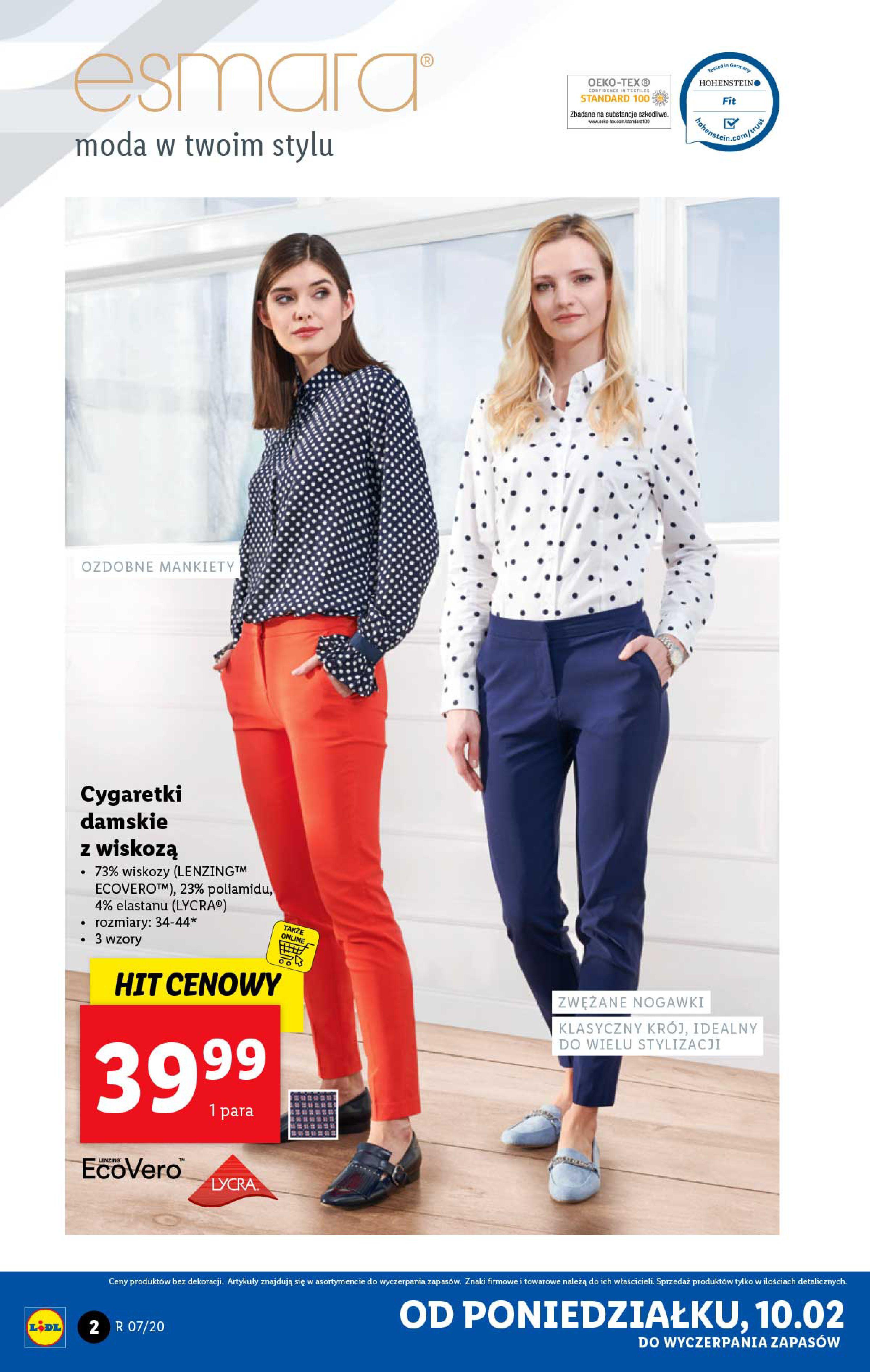 Gazetka Lidl - Katalog od poniedziałku-09.02.2020-15.02.2020-page-2