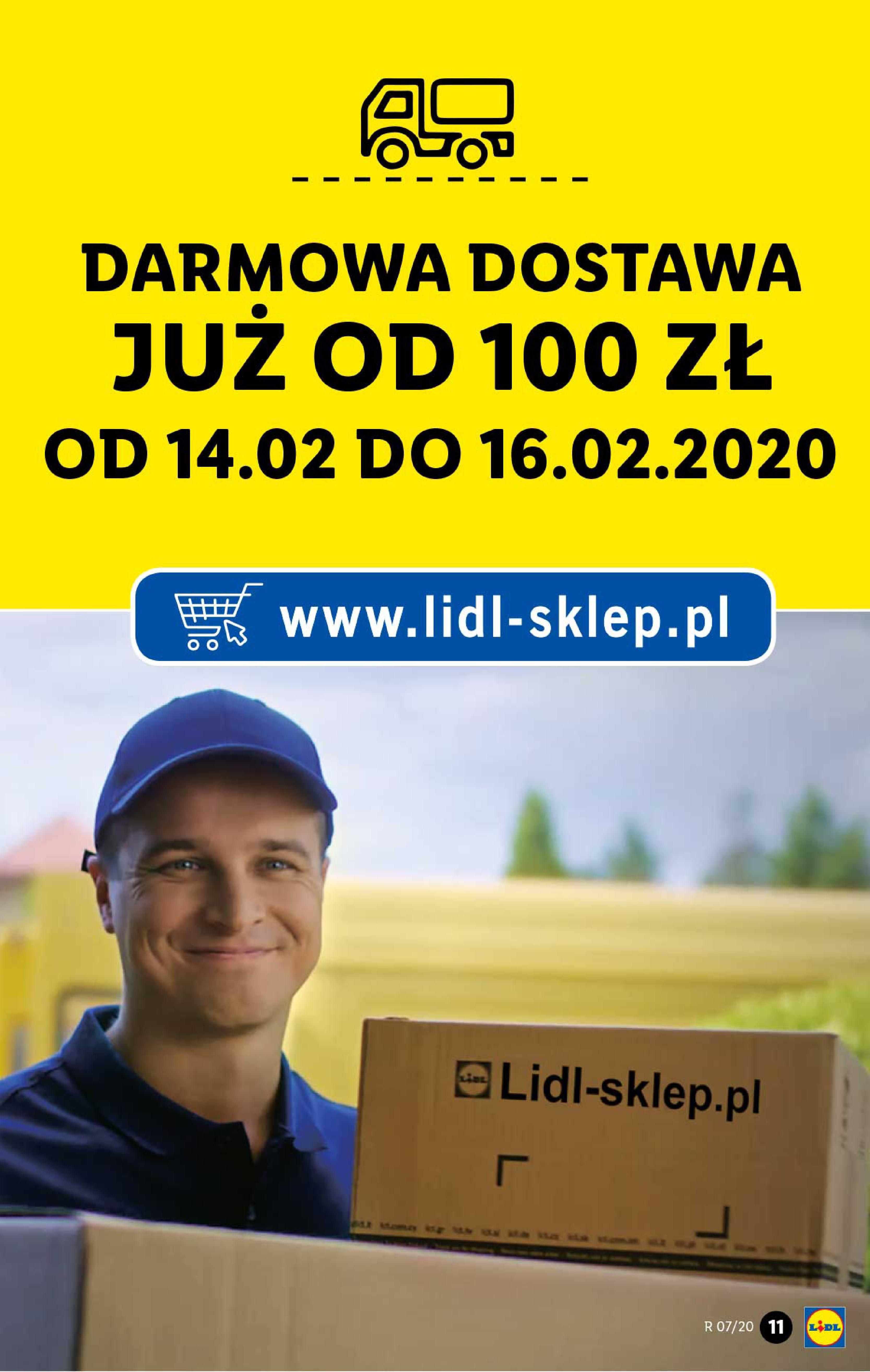 Gazetka Lidl - Katalog od poniedziałku-09.02.2020-15.02.2020-page-11