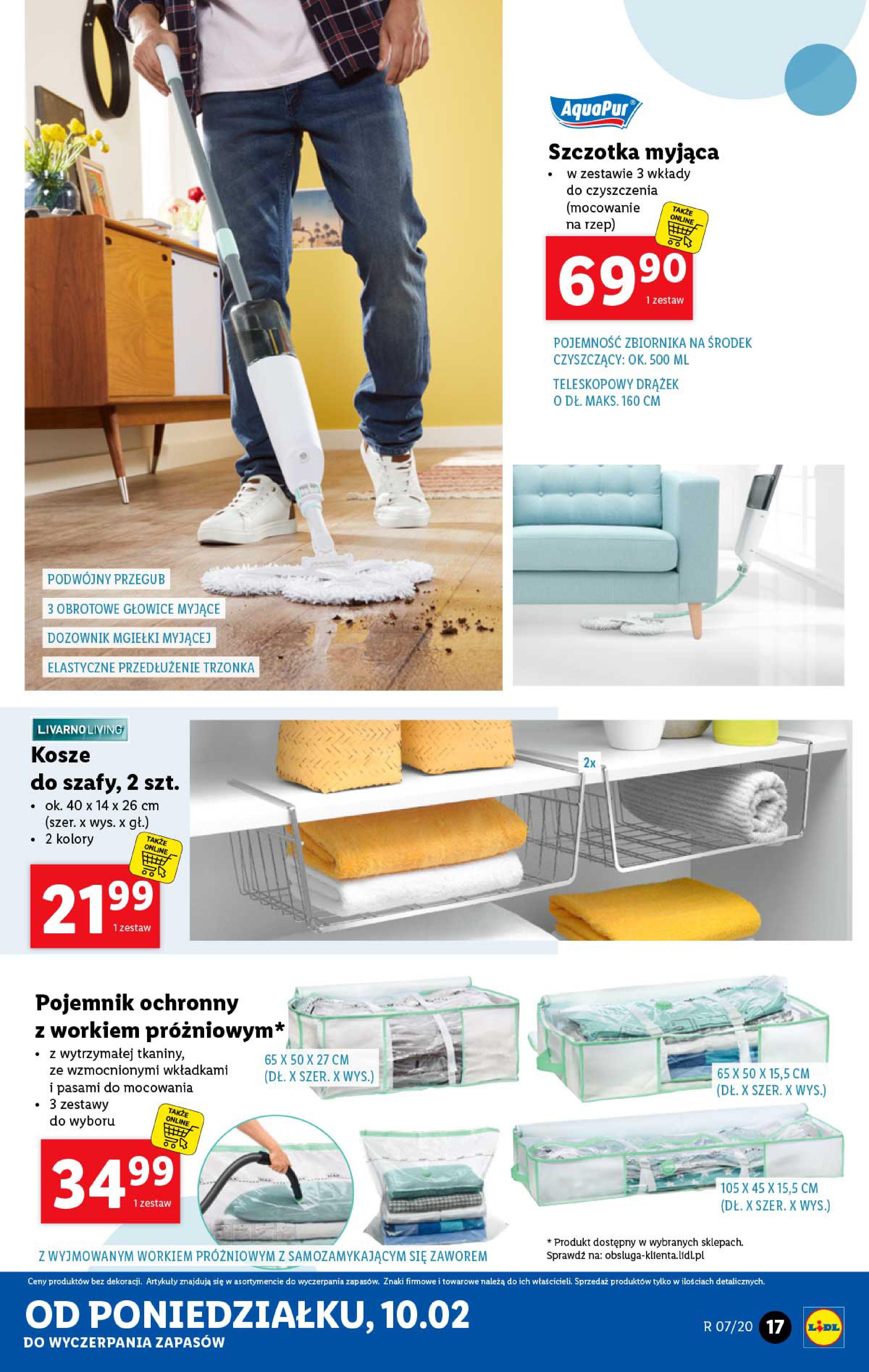 Gazetka Lidl - Katalog od poniedziałku-09.02.2020-15.02.2020-page-17