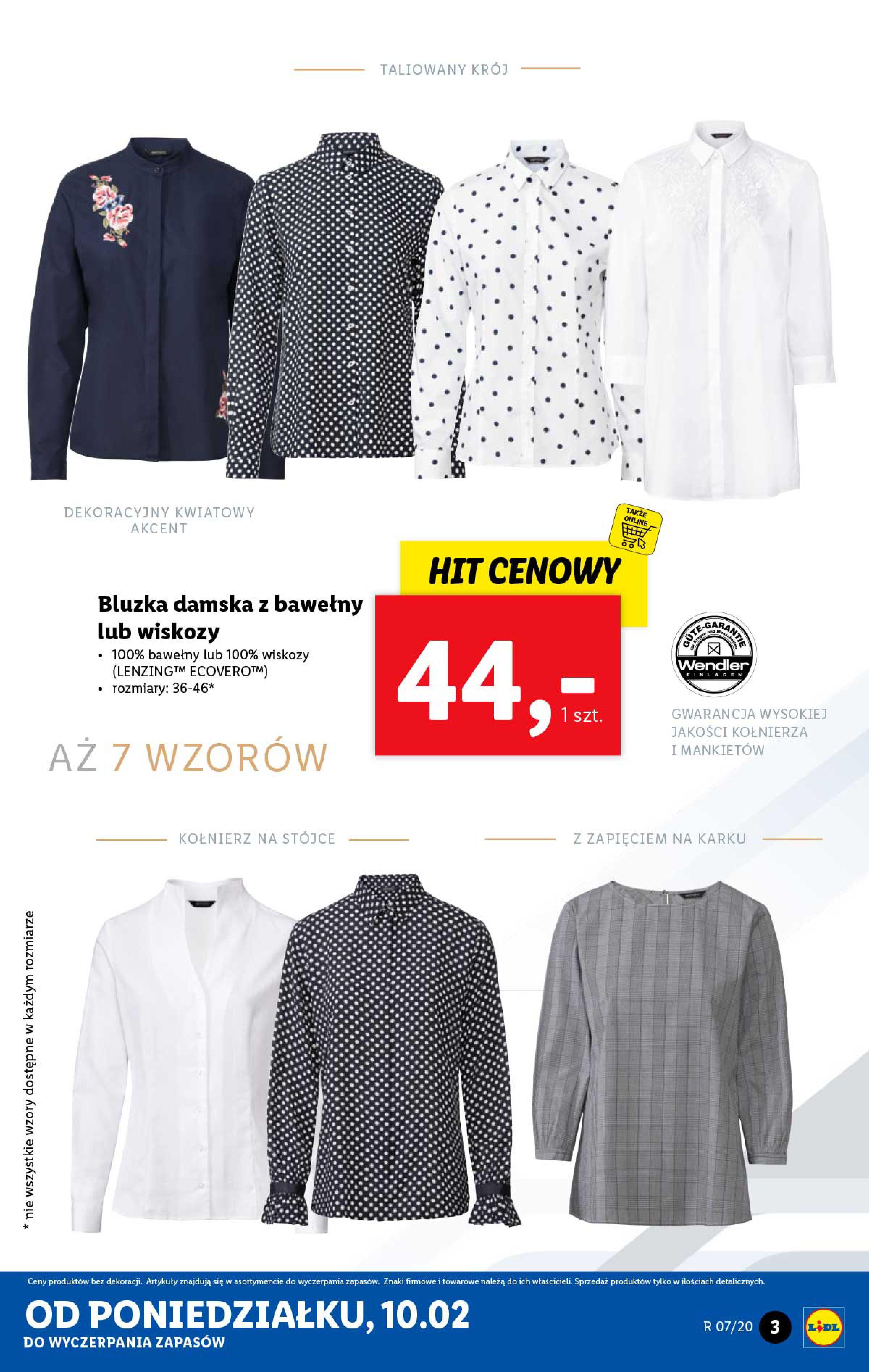 Gazetka Lidl - Katalog od poniedziałku-09.02.2020-15.02.2020-page-3