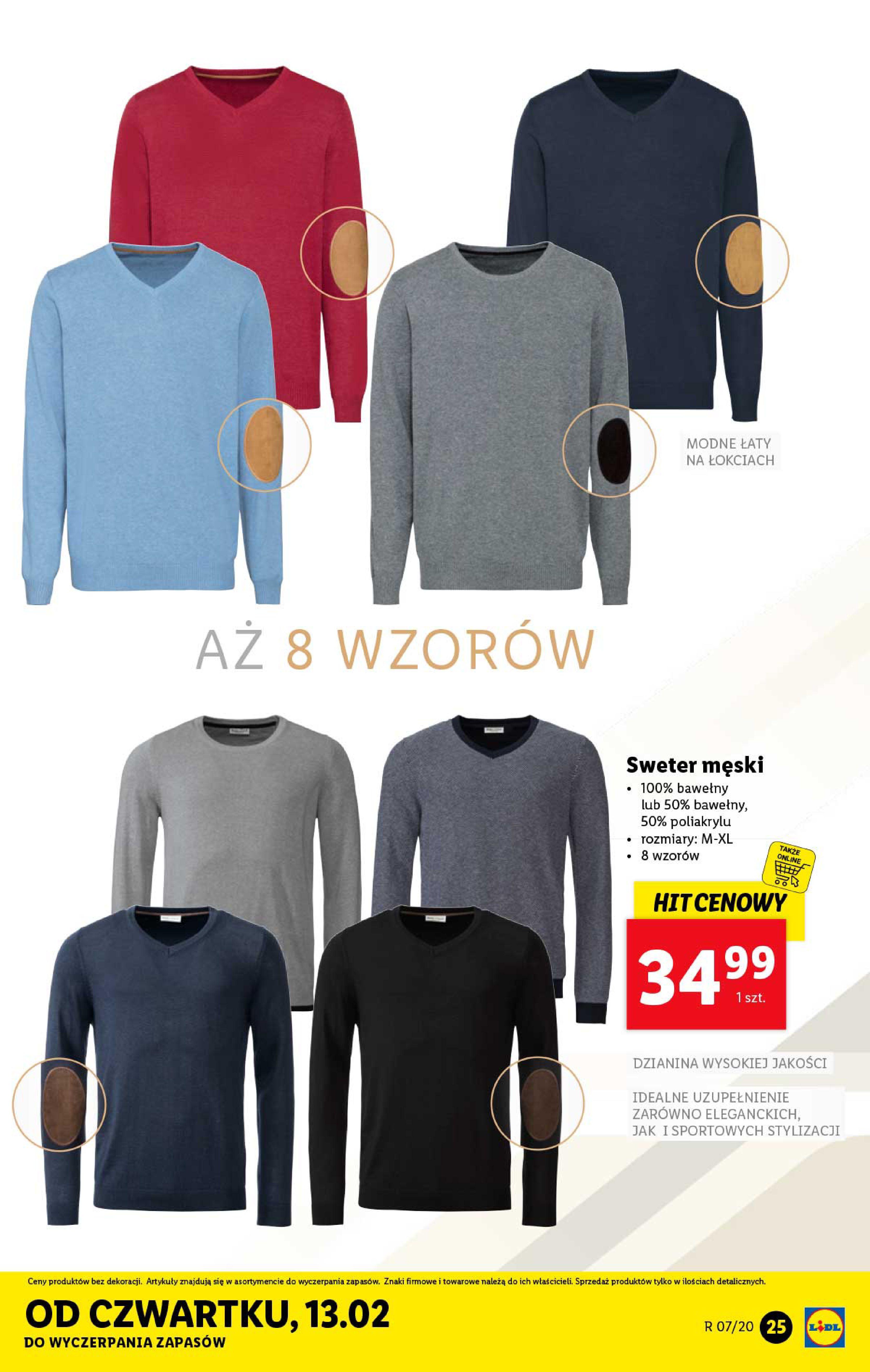 Gazetka Lidl - Katalog od poniedziałku-09.02.2020-15.02.2020-page-25