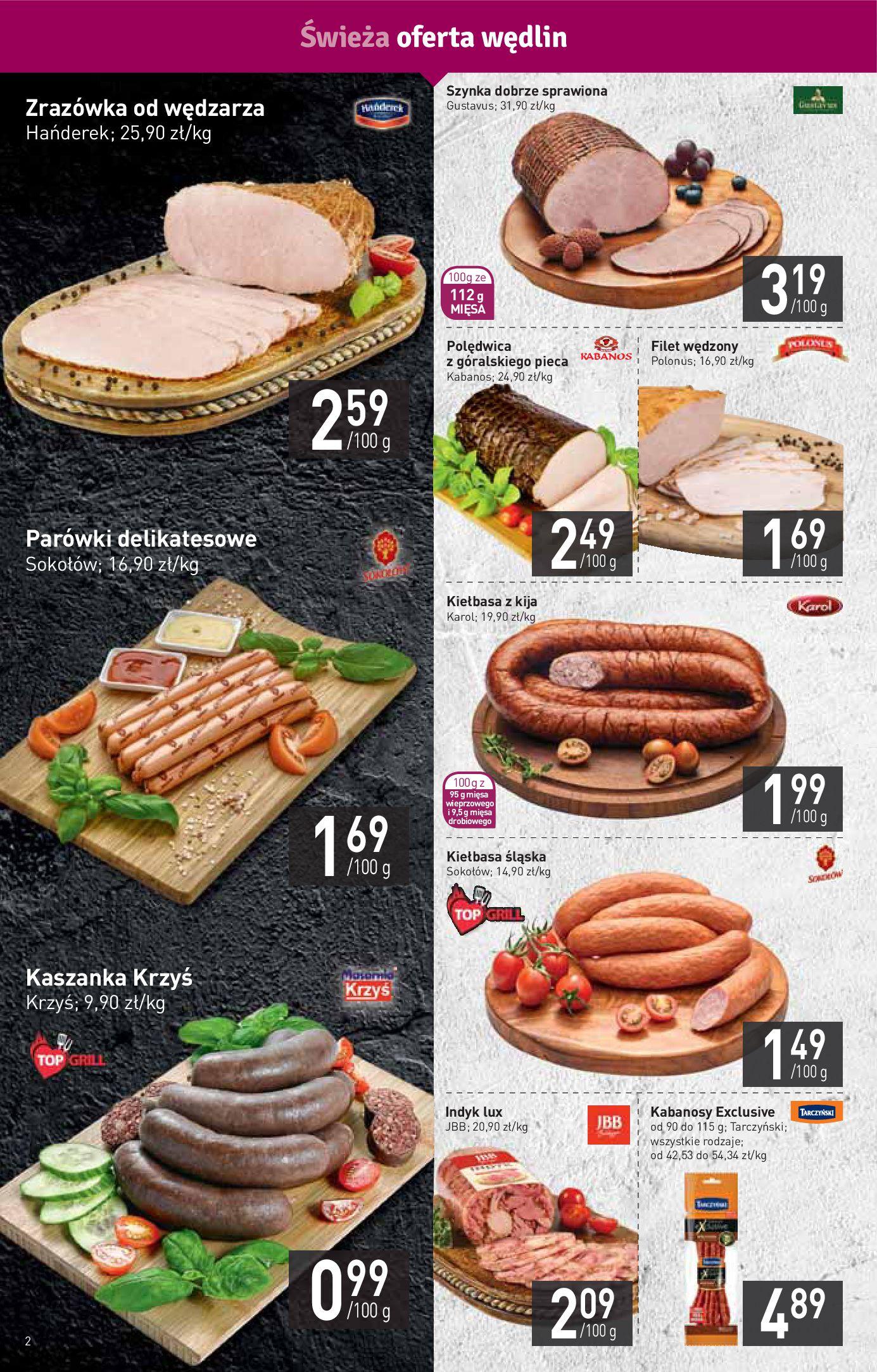 Gazetka Stokrotka Market - Gazetka market-13.08.2019-21.08.2019-page-2