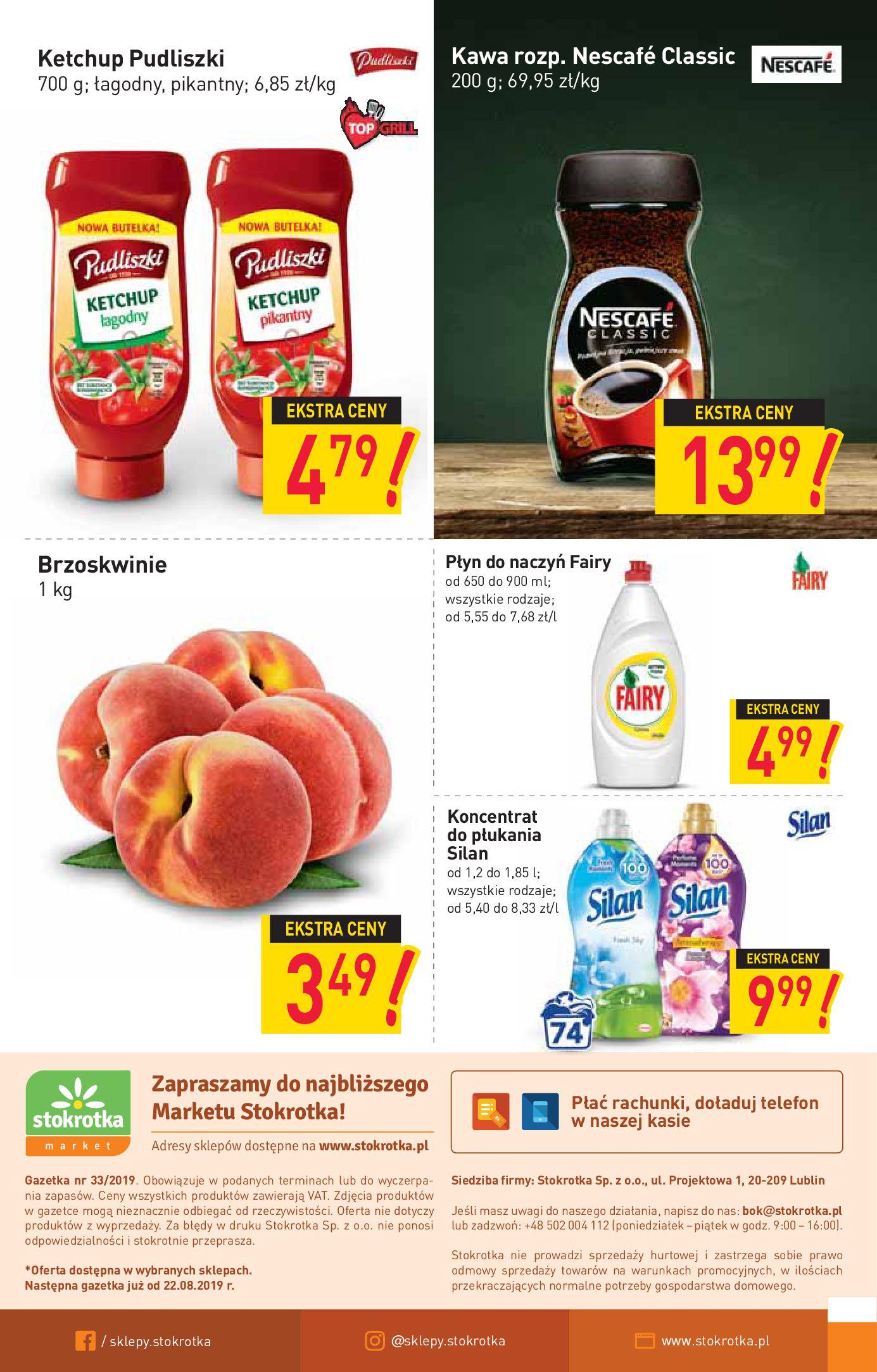 Gazetka Stokrotka Market - Gazetka market-13.08.2019-21.08.2019-page-12