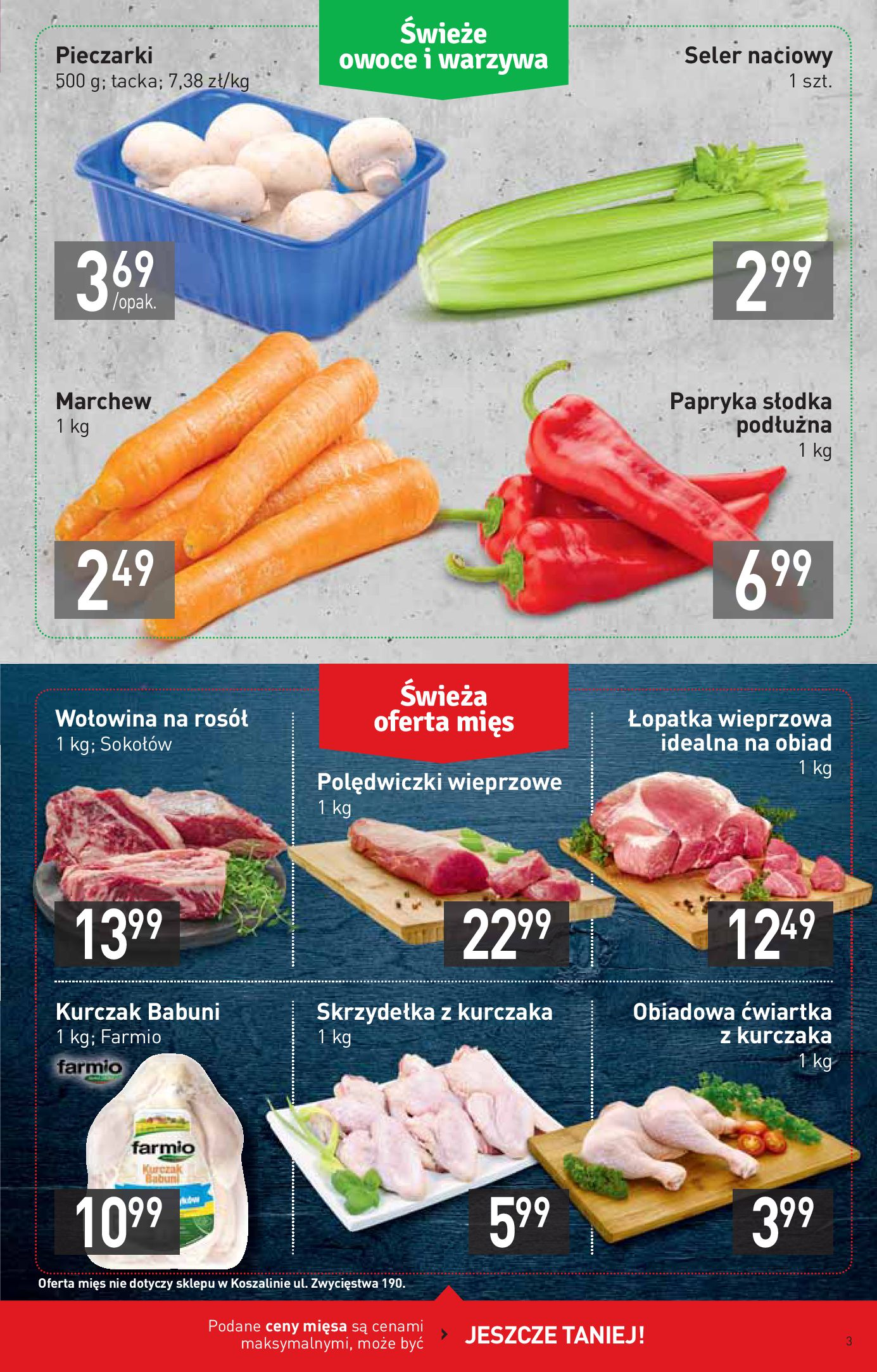 Gazetka Stokrotka Market - Gazetka market-13.08.2019-21.08.2019-page-3
