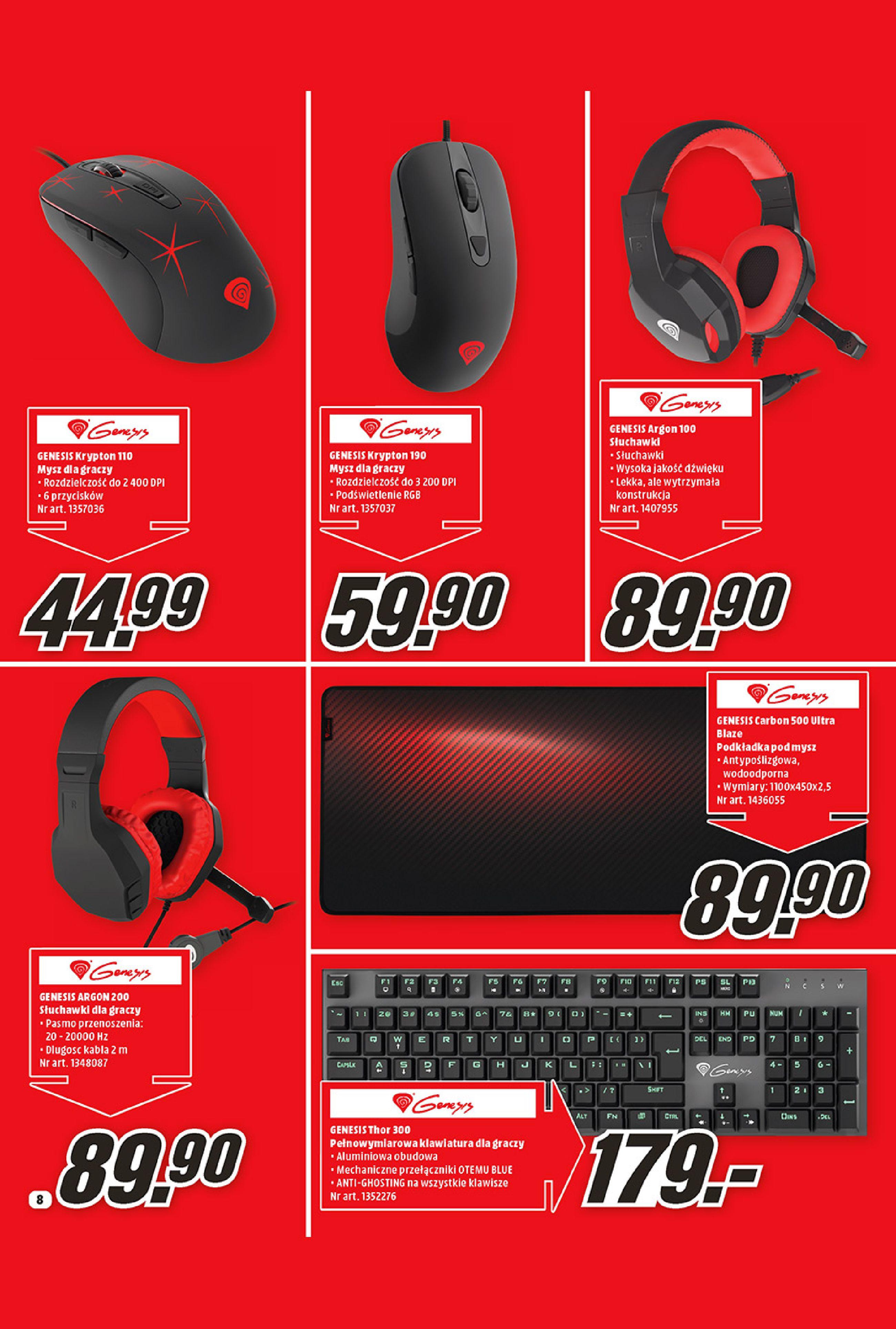 Gazetka Media Markt: Oferta handlowa 2021-02-01 page-8