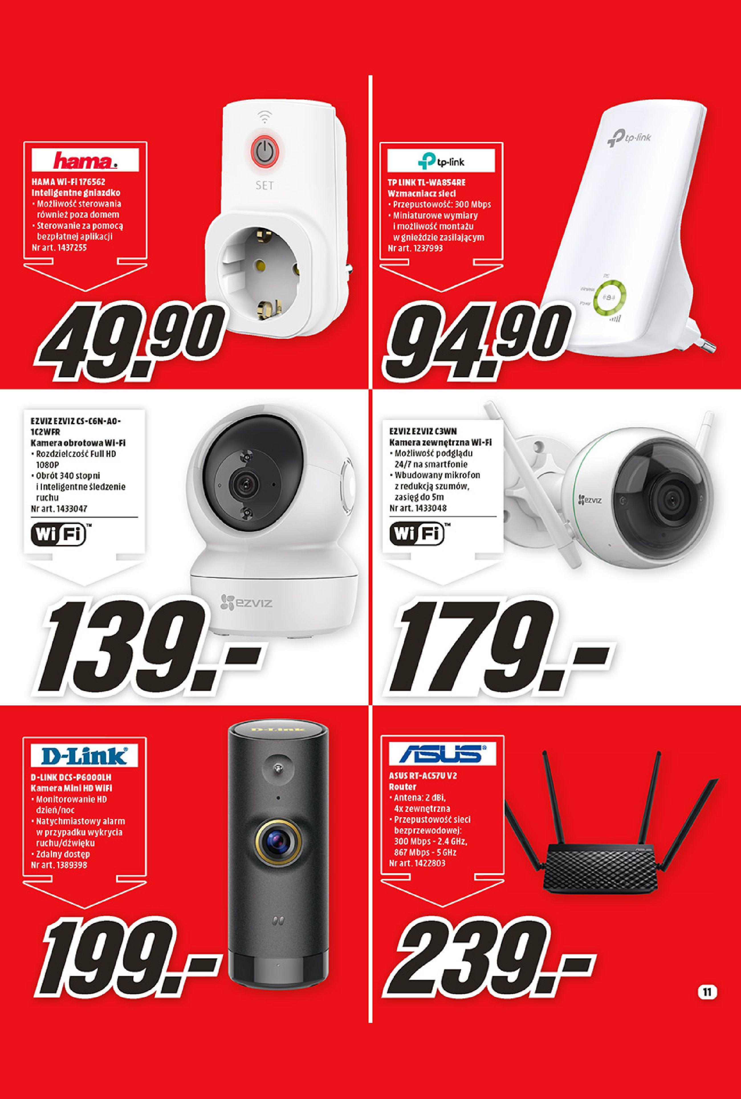 Gazetka Media Markt: Oferta handlowa 2021-02-01 page-11