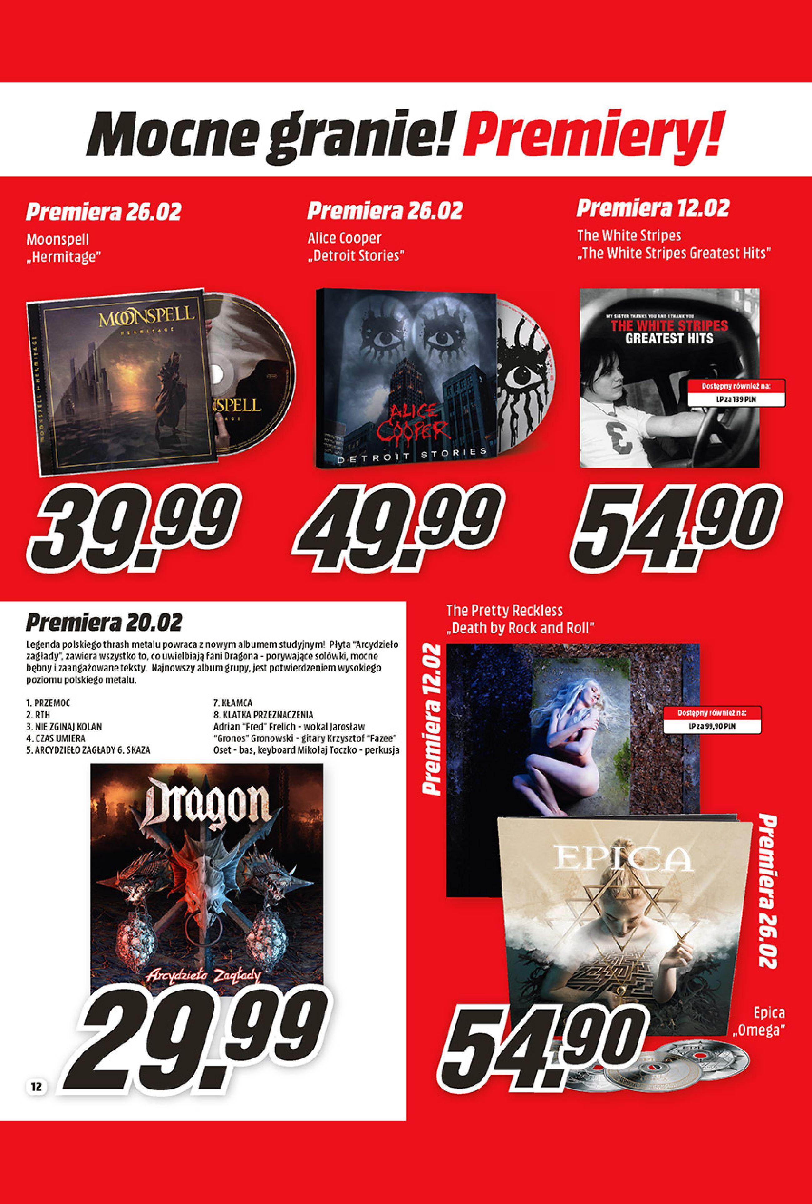Gazetka Media Markt: Oferta handlowa 2021-02-01 page-12
