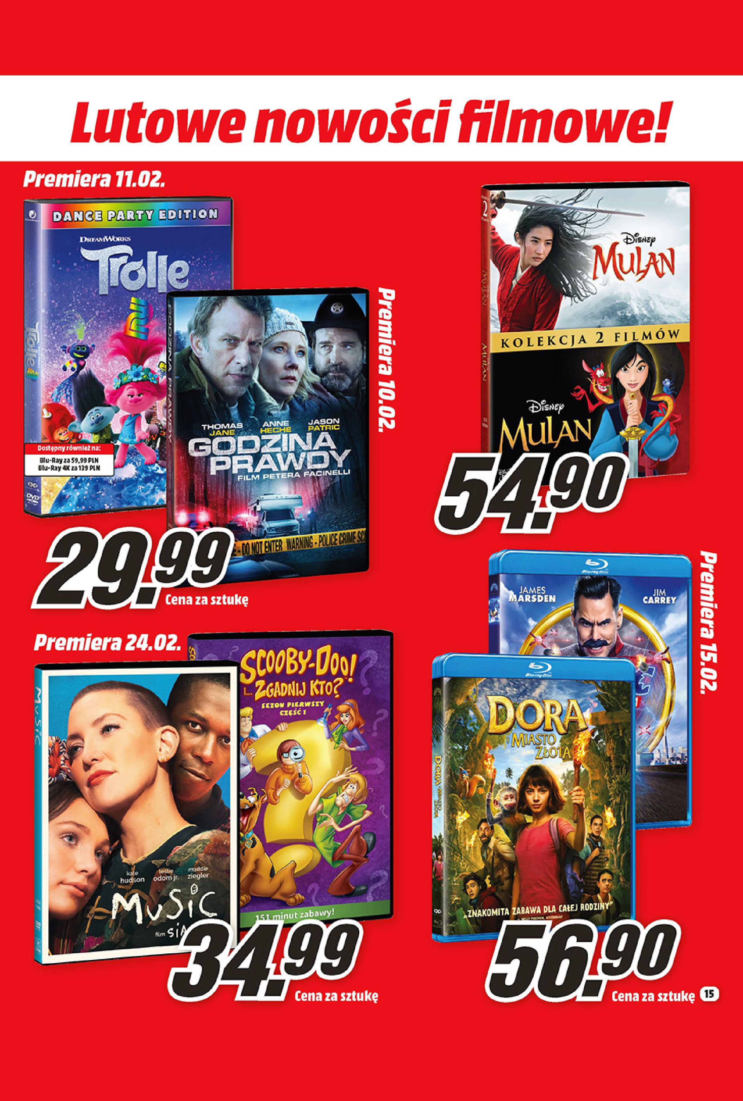 Gazetka Media Markt: Oferta handlowa 2021-02-01 page-15