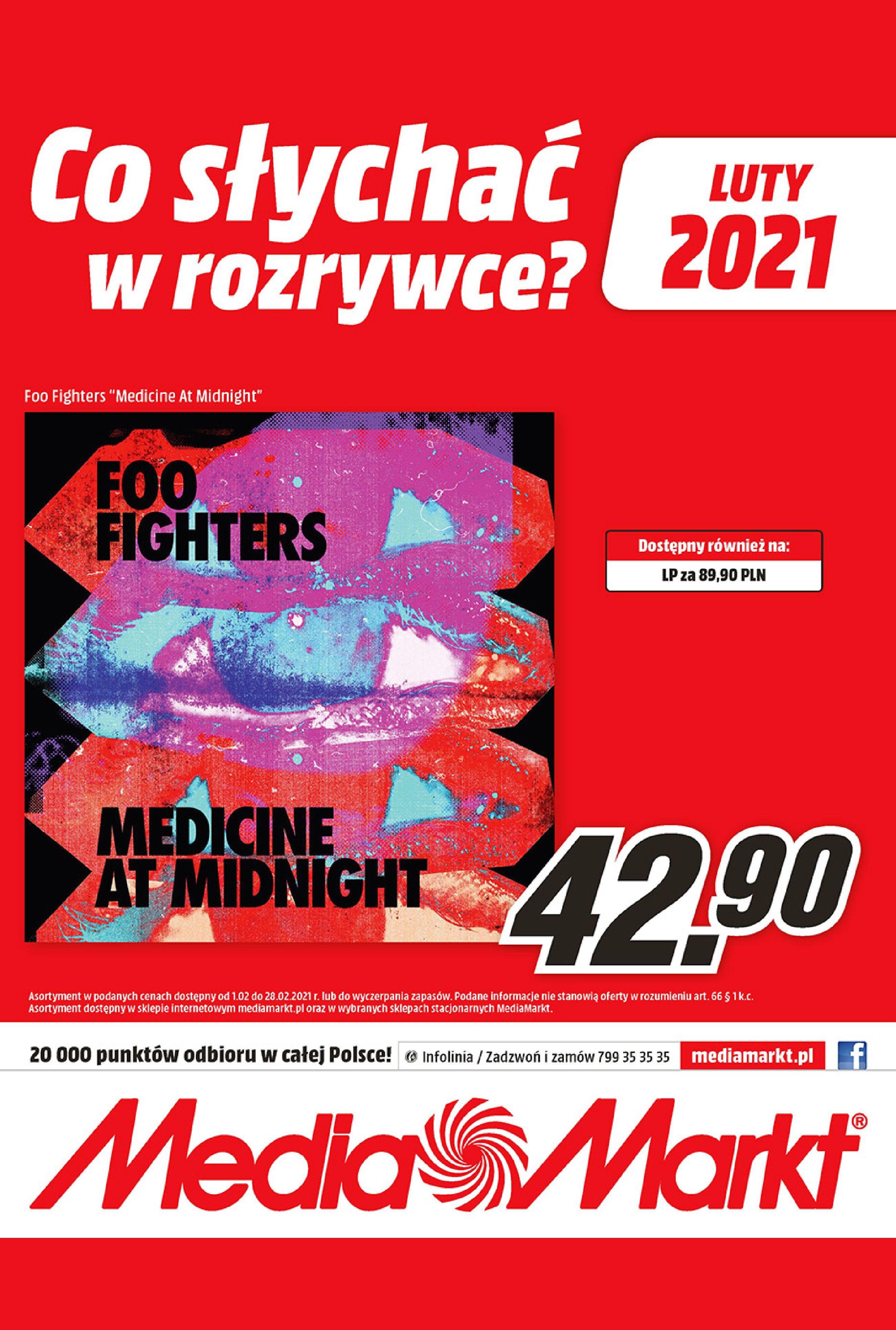 Gazetka Media Markt: Oferta handlowa 2021-02-01 page-16