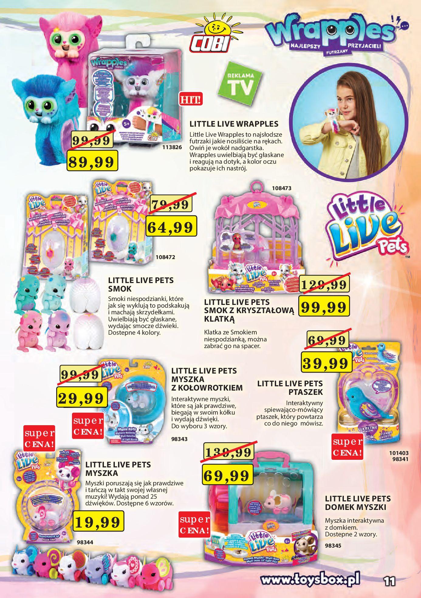 Gazetka ToysBox - Królestwo zabawek-16.05.2019-15.06.2019-page-
