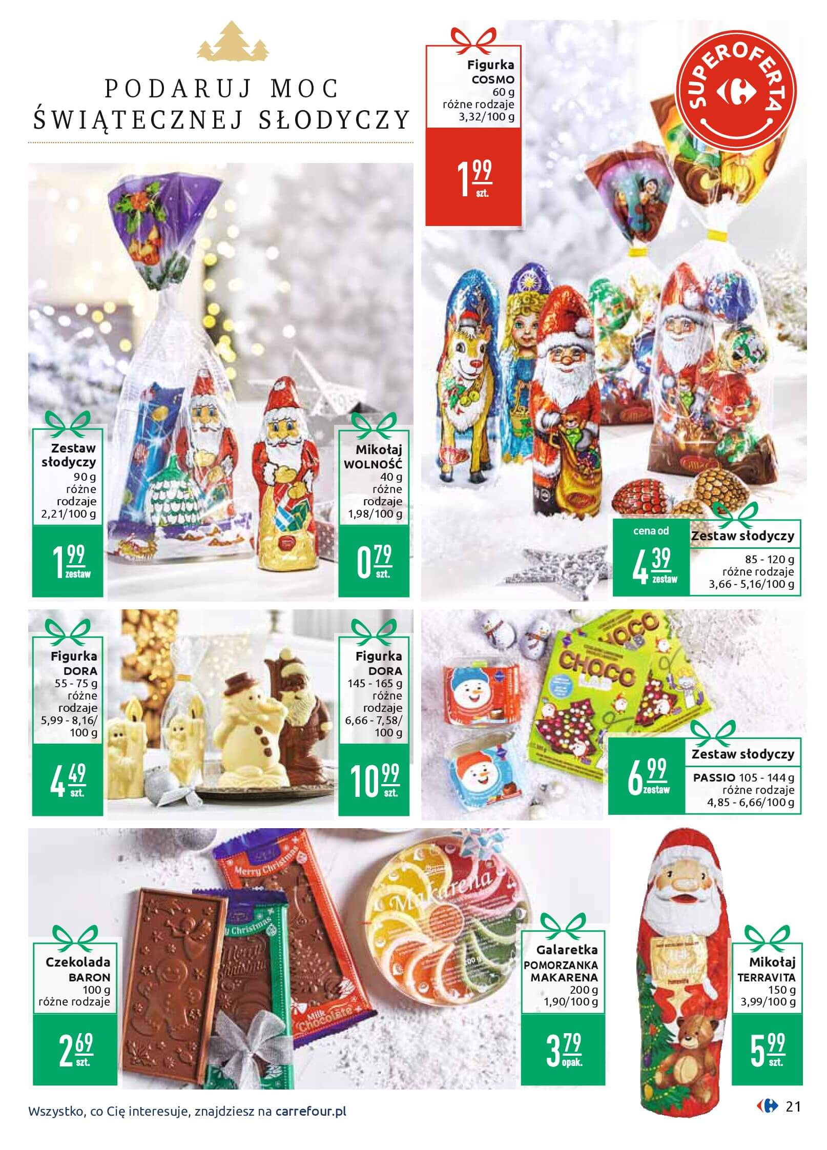 Gazetka Carrefour - Moc spełniania życzeń-02.12.2018-24.12.2018-page-