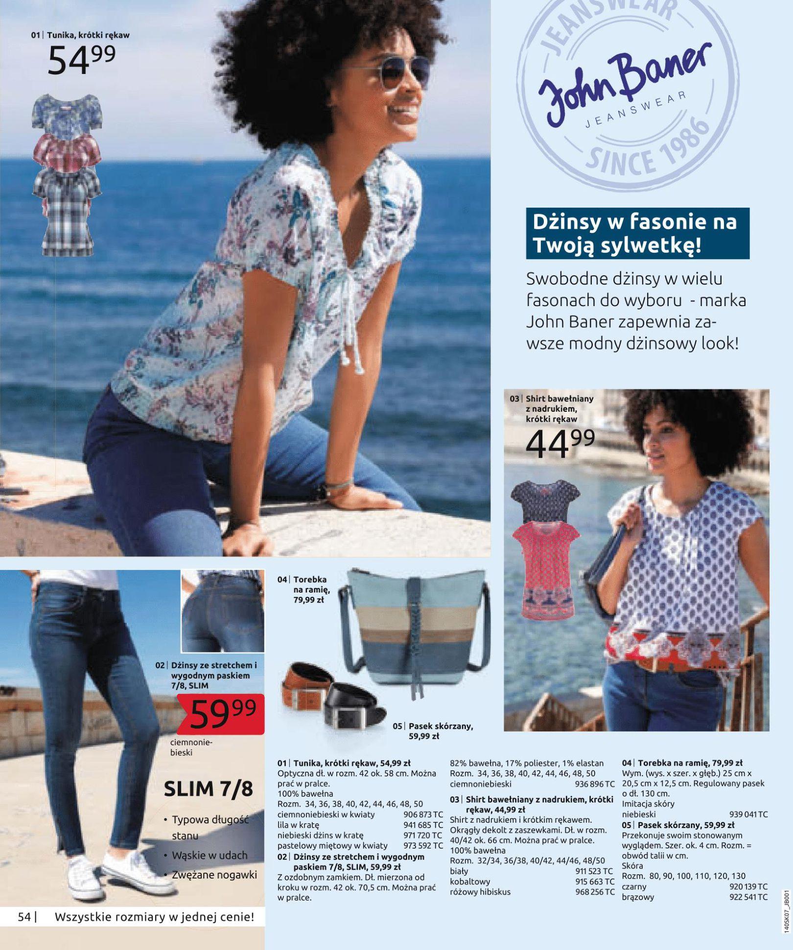 Gazetka Bonprix - Letnie trendy-02.07.2019-15.01.2020-page-56