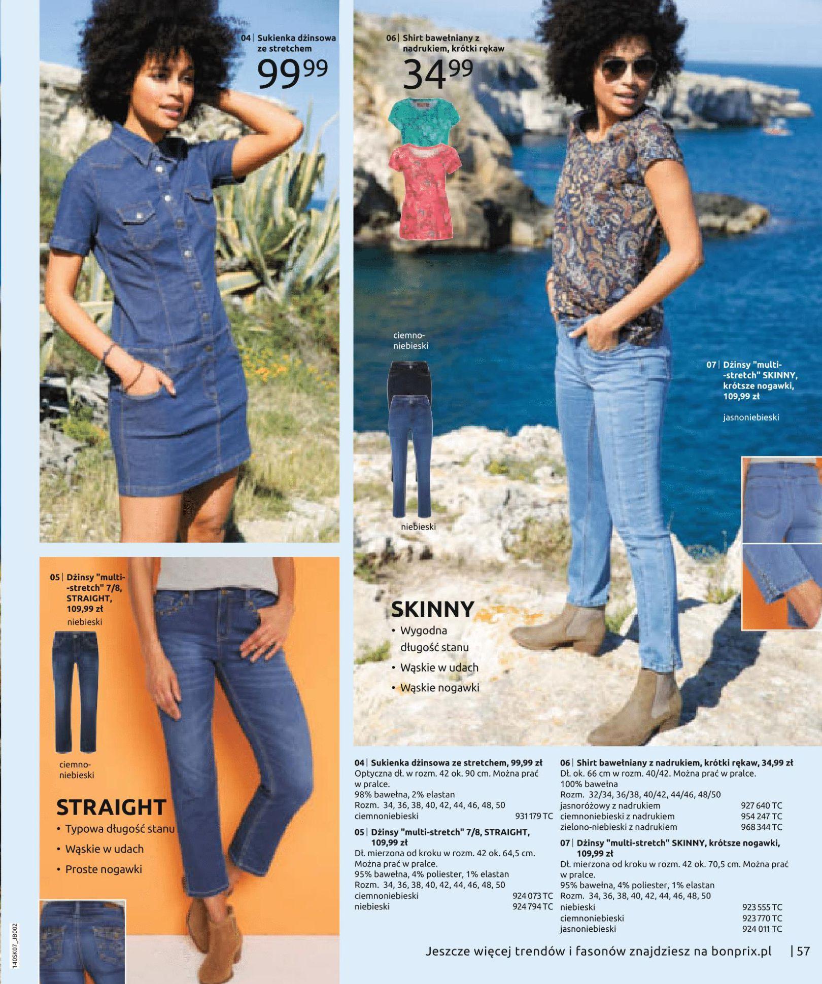 Gazetka Bonprix - Letnie trendy-02.07.2019-15.01.2020-page-59