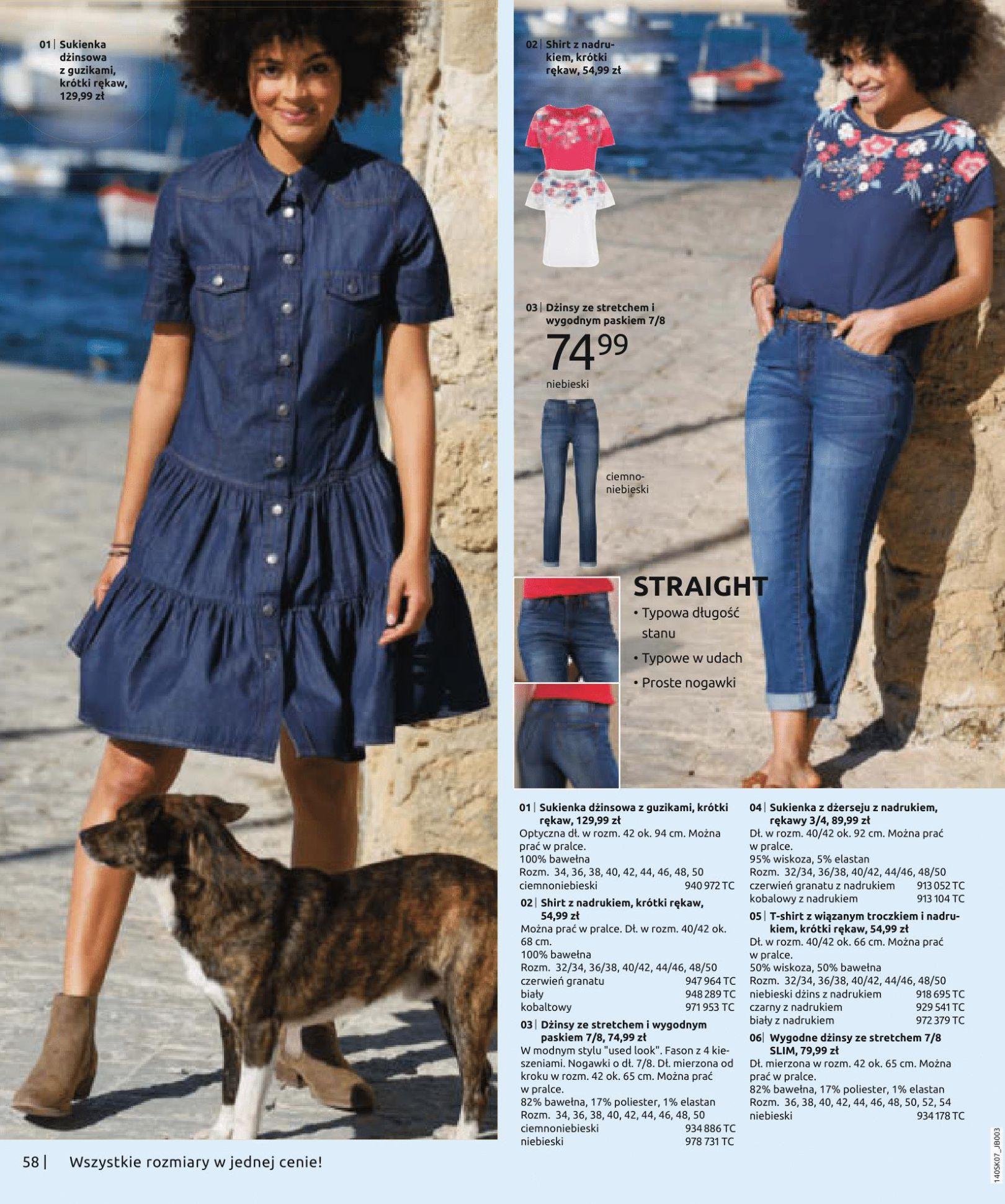 Gazetka Bonprix - Letnie trendy-02.07.2019-15.01.2020-page-60