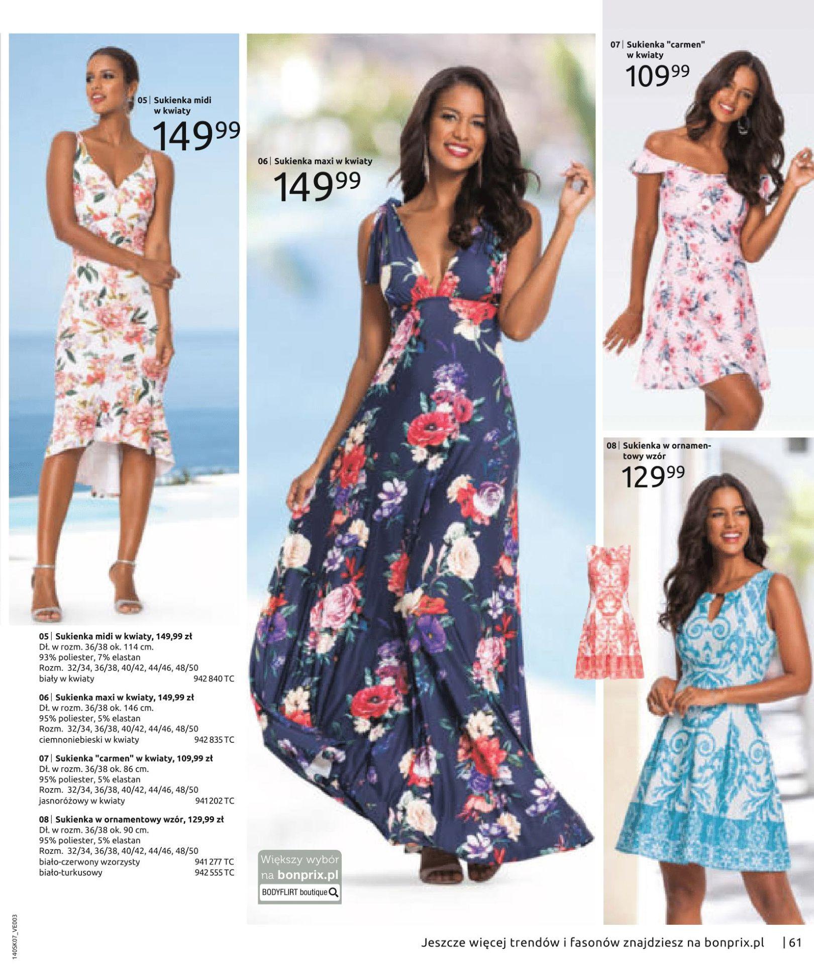 Gazetka Bonprix - Letnie trendy-02.07.2019-15.01.2020-page-63