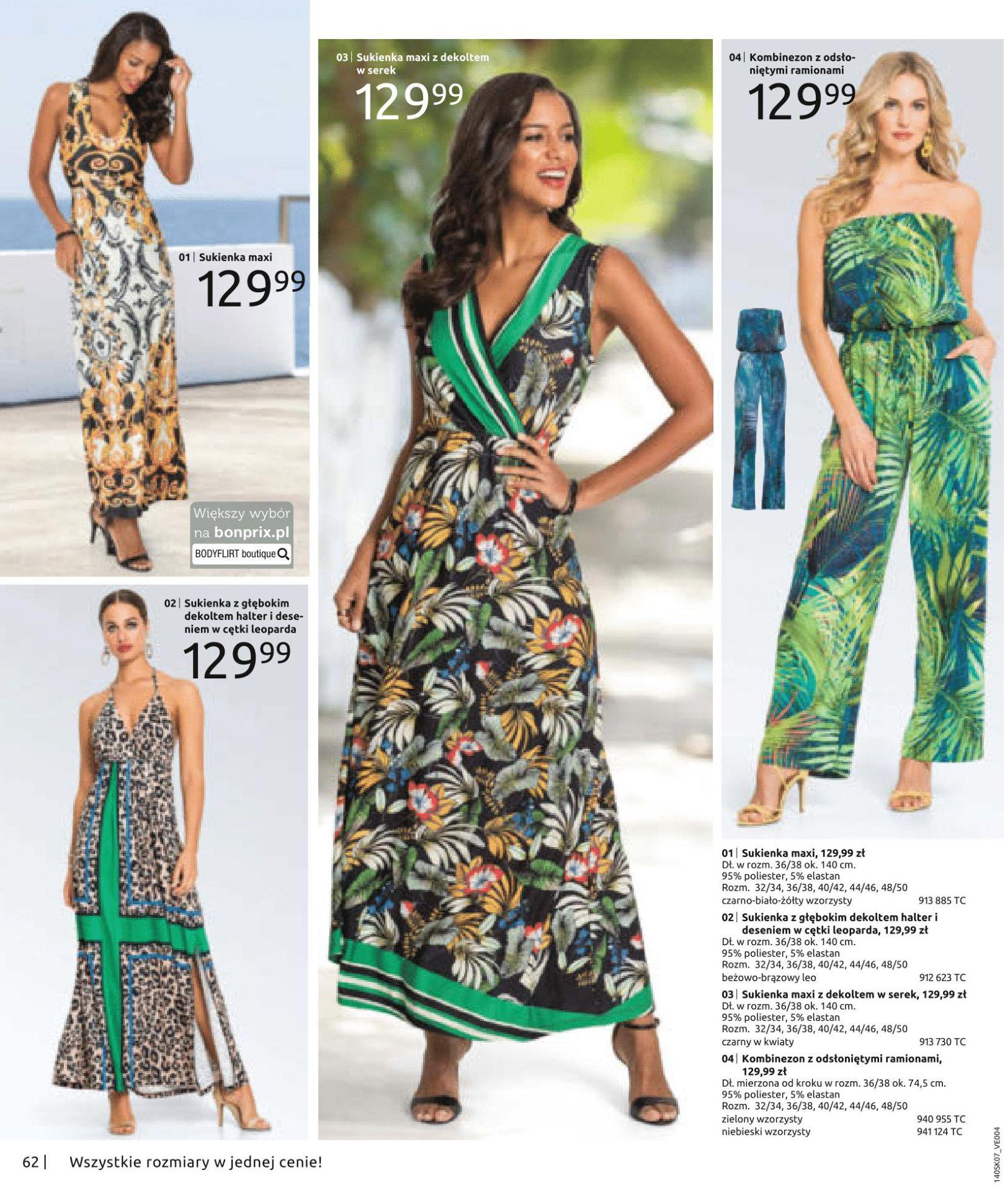 Gazetka Bonprix - Letnie trendy-02.07.2019-15.01.2020-page-64