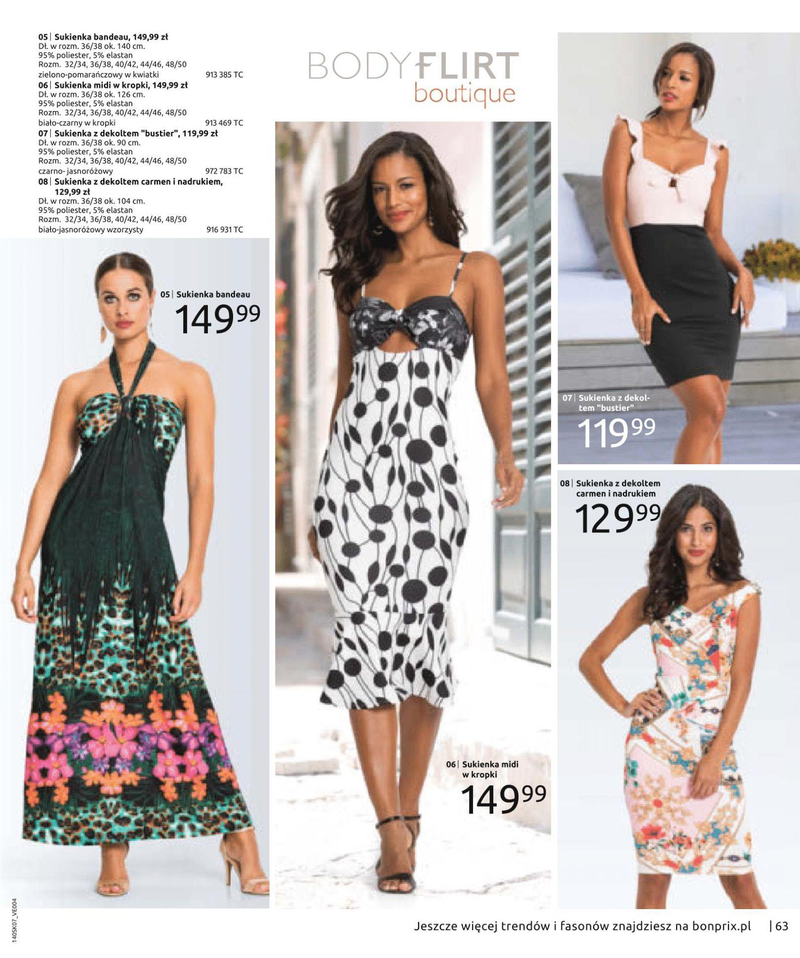 Gazetka Bonprix - Letnie trendy-02.07.2019-15.01.2020-page-65