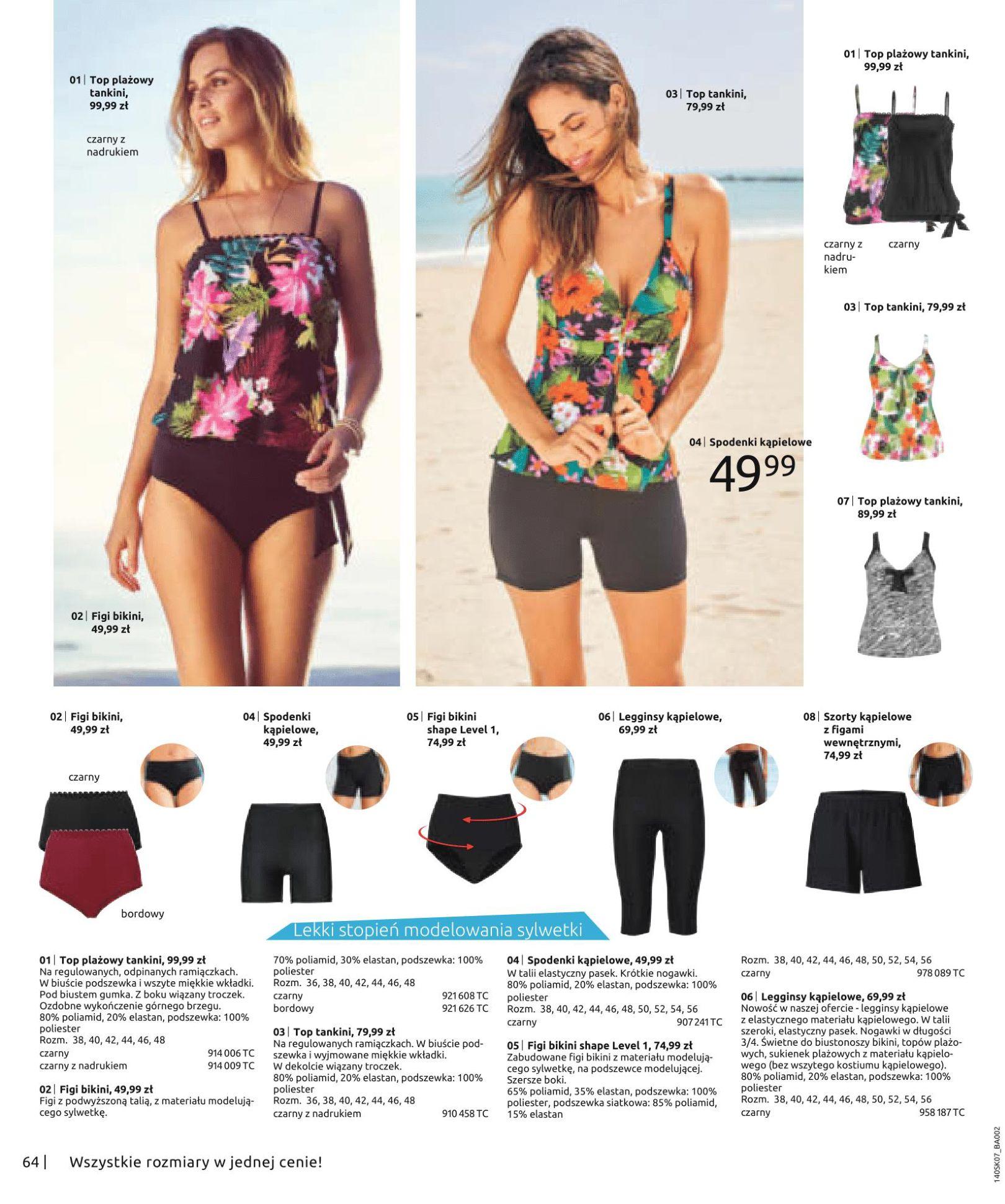 Gazetka Bonprix - Letnie trendy-02.07.2019-15.01.2020-page-66