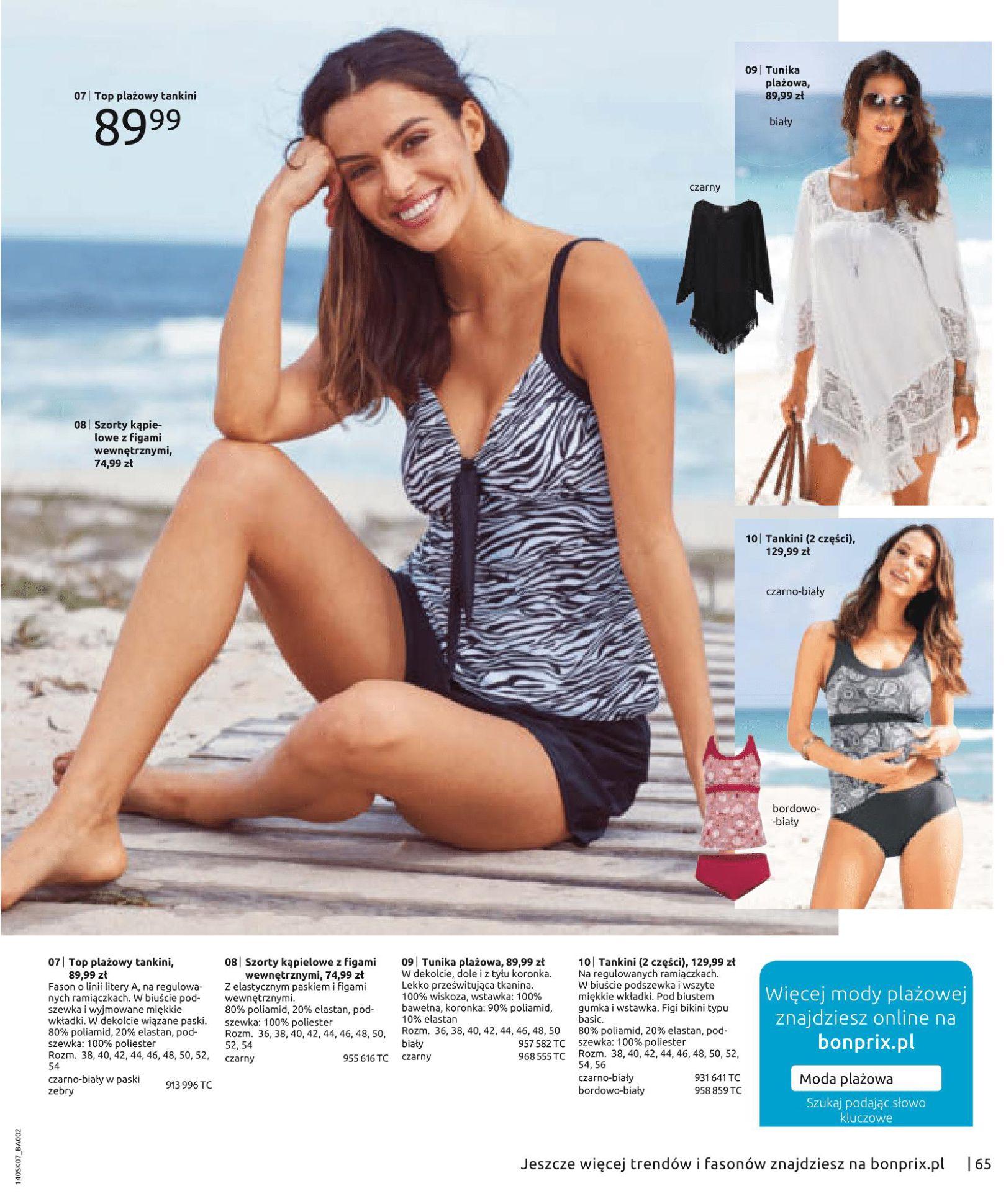 Gazetka Bonprix - Letnie trendy-02.07.2019-15.01.2020-page-67