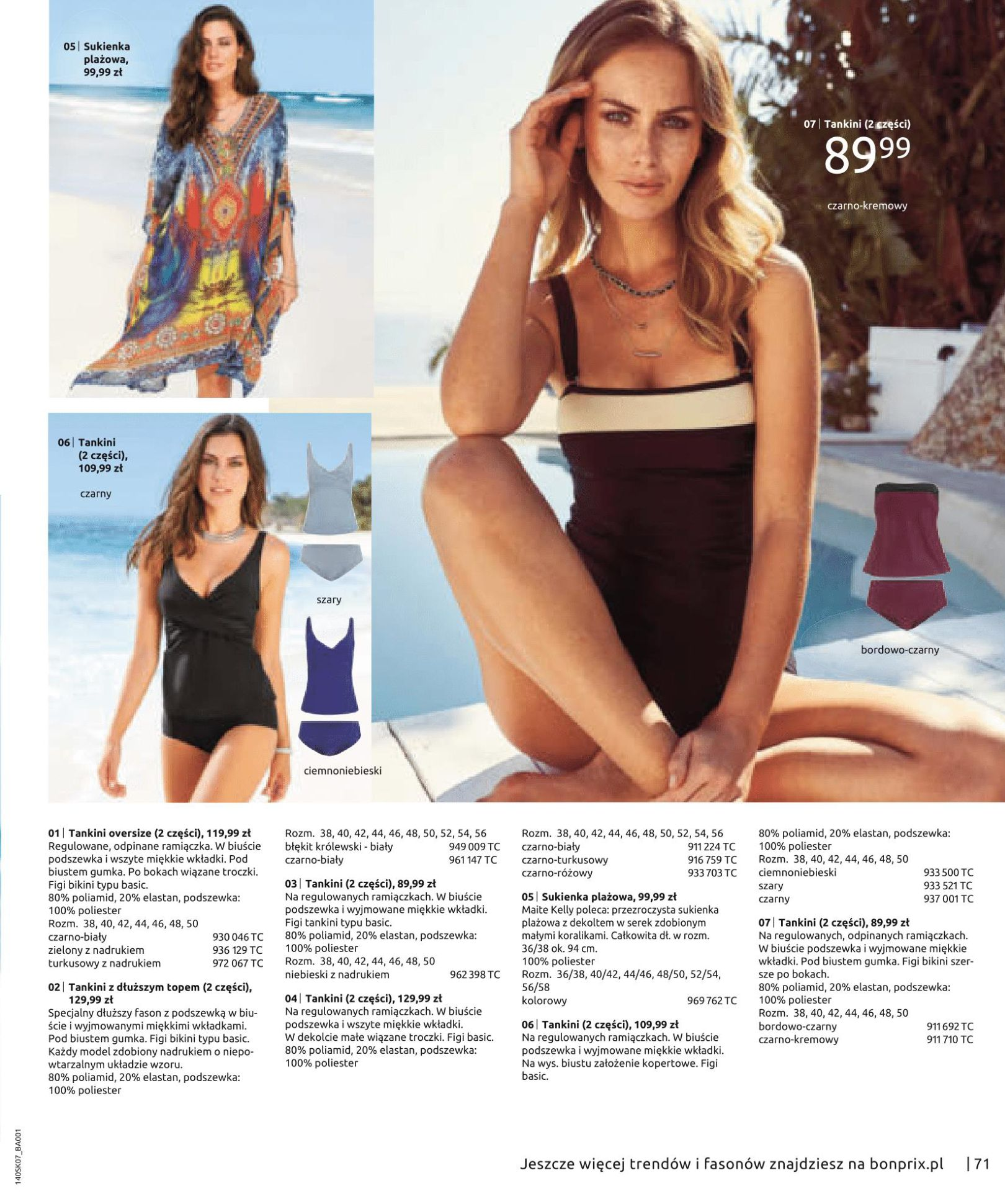 Gazetka Bonprix - Letnie trendy-02.07.2019-15.01.2020-page-73