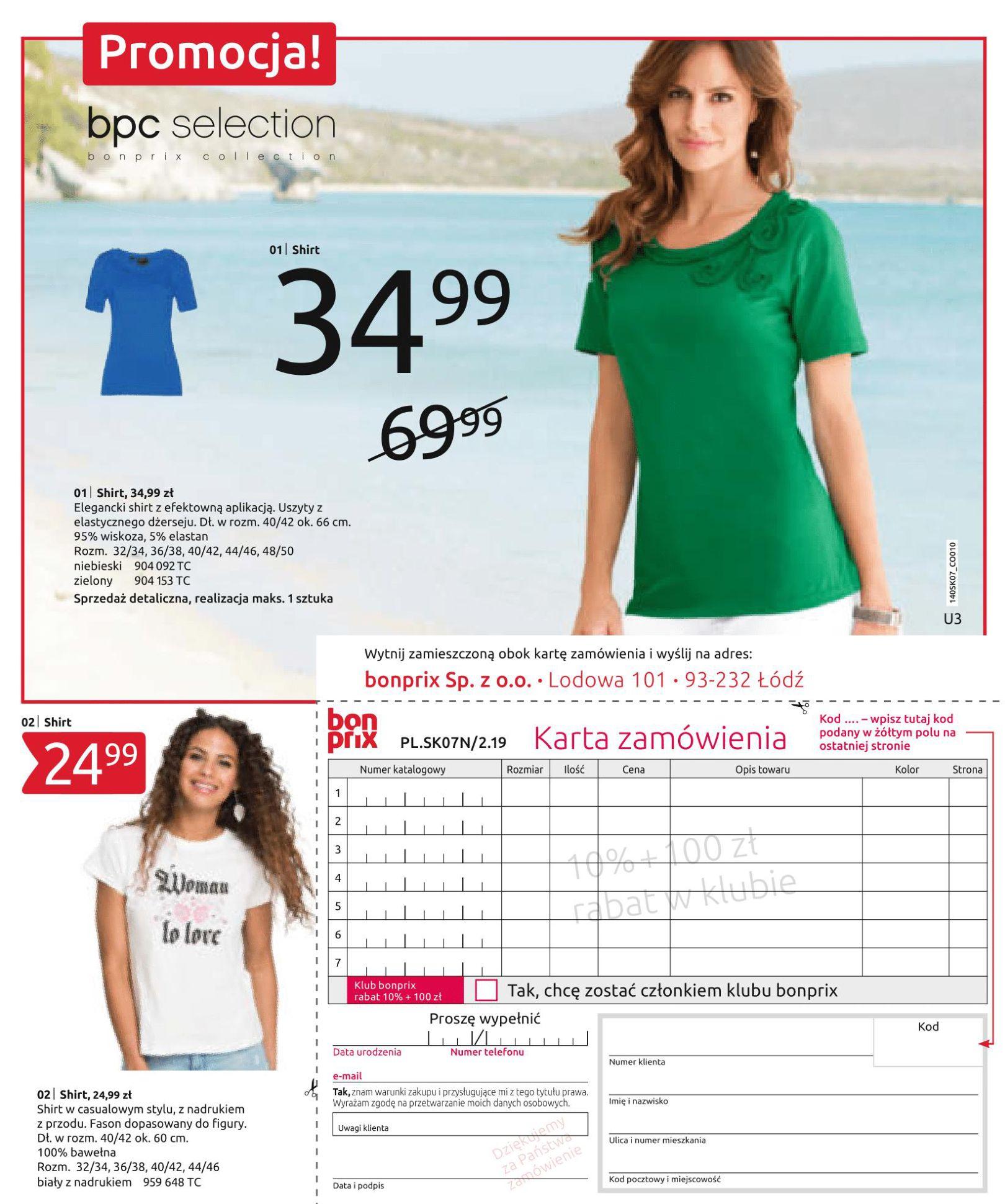 Gazetka Bonprix - Letnie trendy-02.07.2019-15.01.2020-page-75