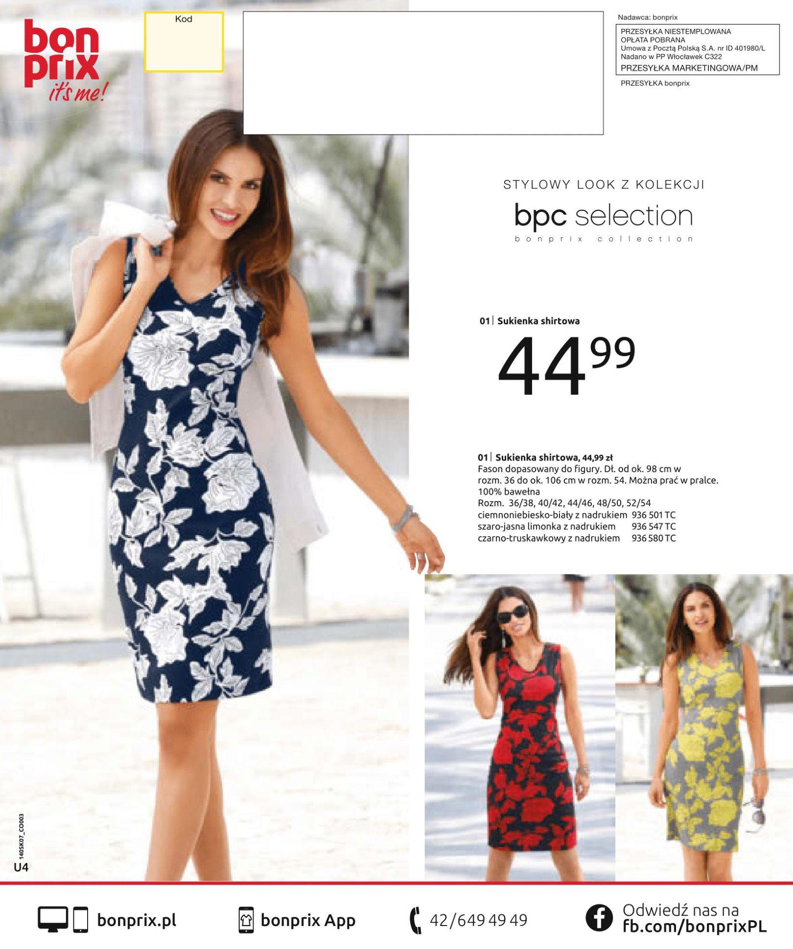 Gazetka Bonprix - Letnie trendy-02.07.2019-15.01.2020-page-76