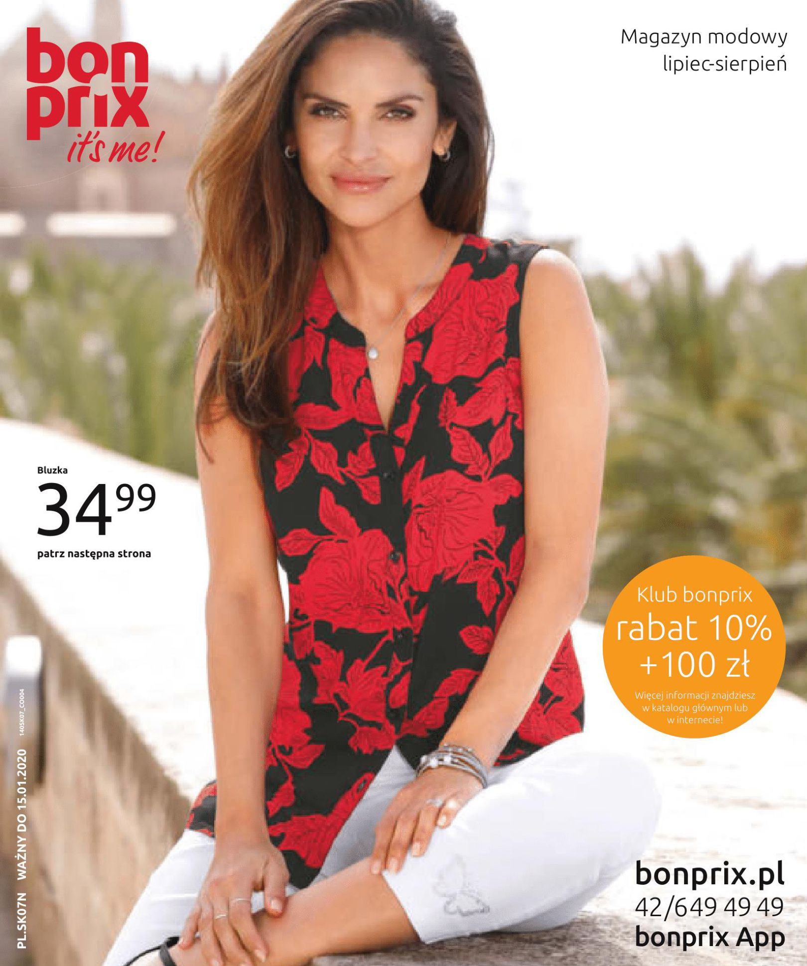 Gazetka Bonprix - Letnie trendy-02.07.2019-15.01.2020-page-1