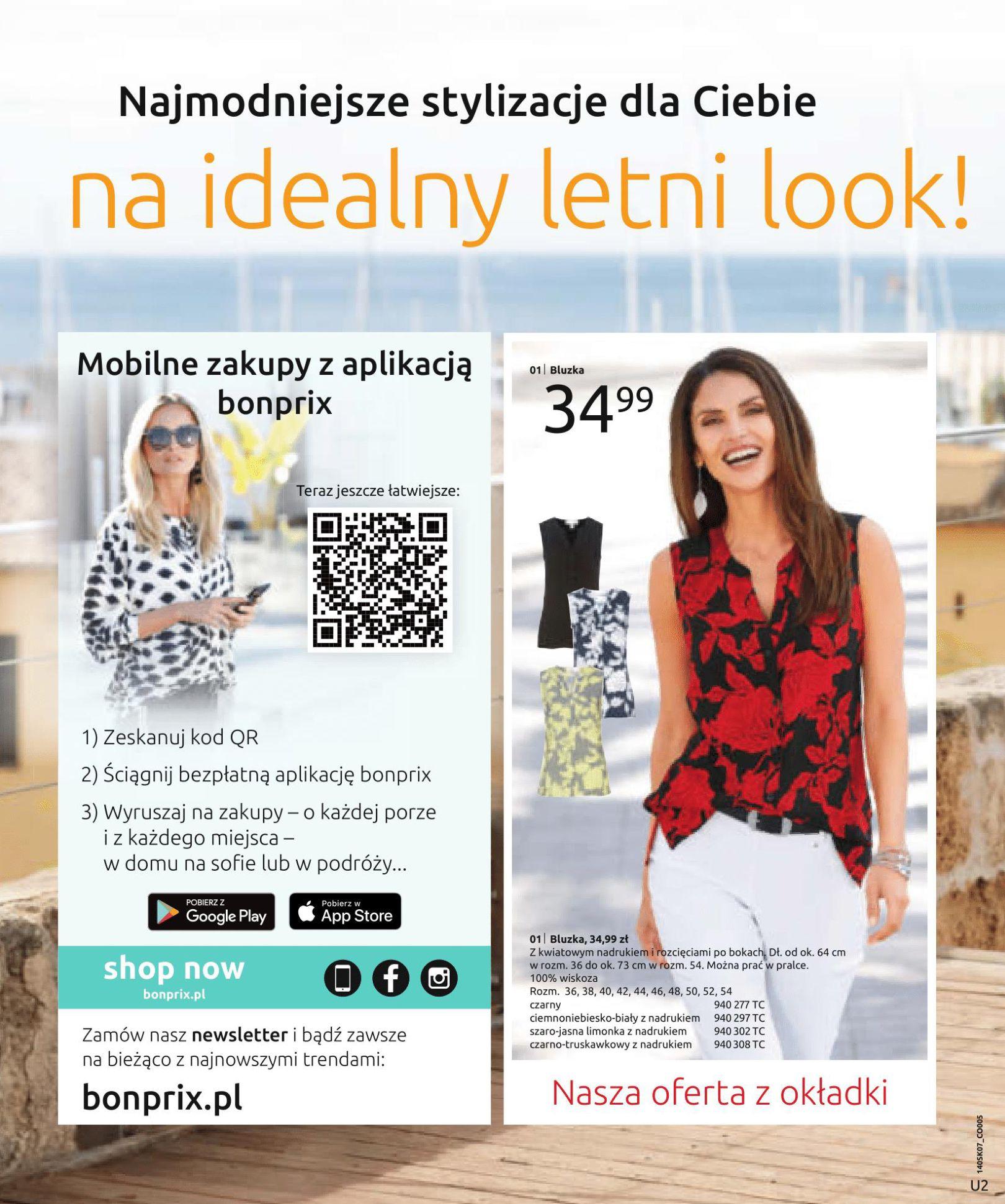 Gazetka Bonprix - Letnie trendy-02.07.2019-15.01.2020-page-2