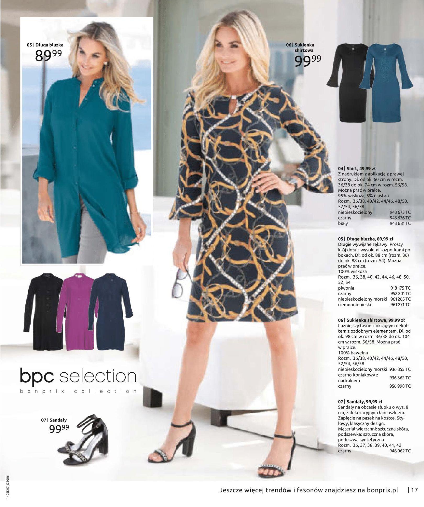 Gazetka Bonprix - Letnie trendy-02.07.2019-15.01.2020-page-19