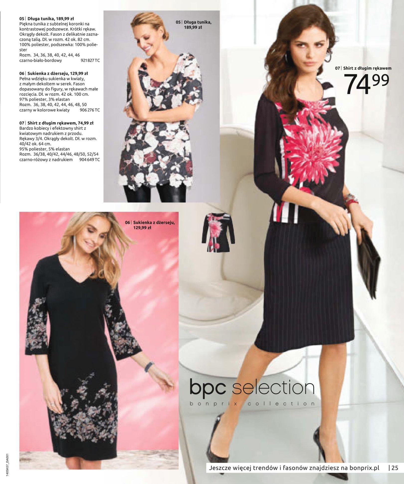 Gazetka Bonprix - Letnie trendy-02.07.2019-15.01.2020-page-27