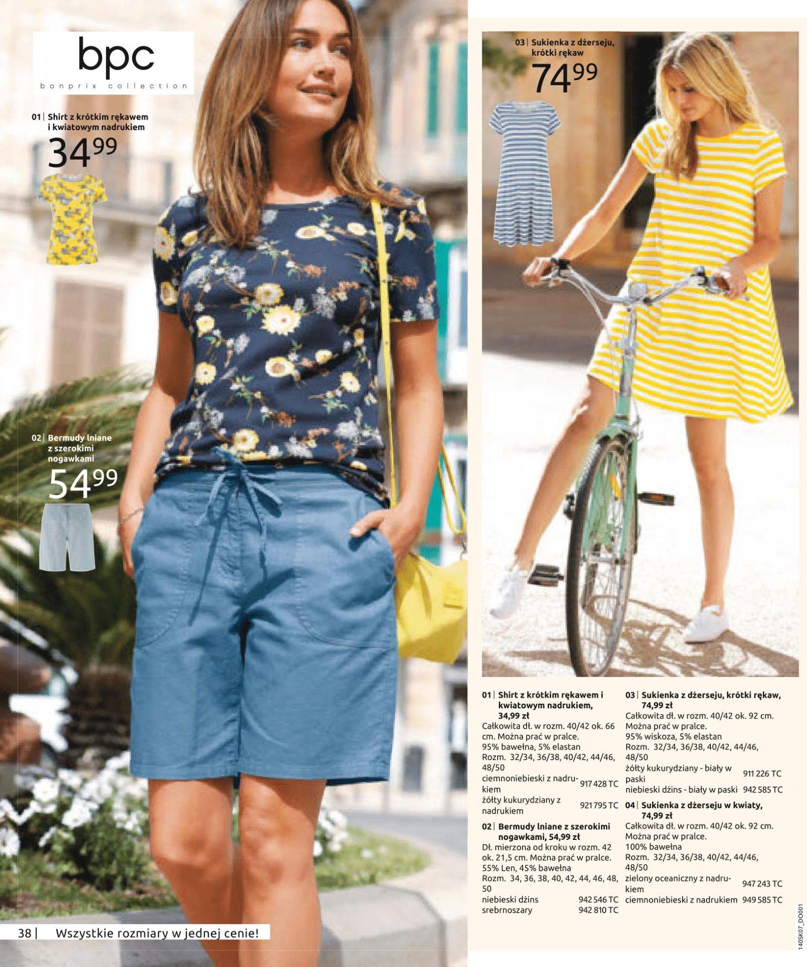 Gazetka Bonprix - Letnie trendy-02.07.2019-15.01.2020-page-40