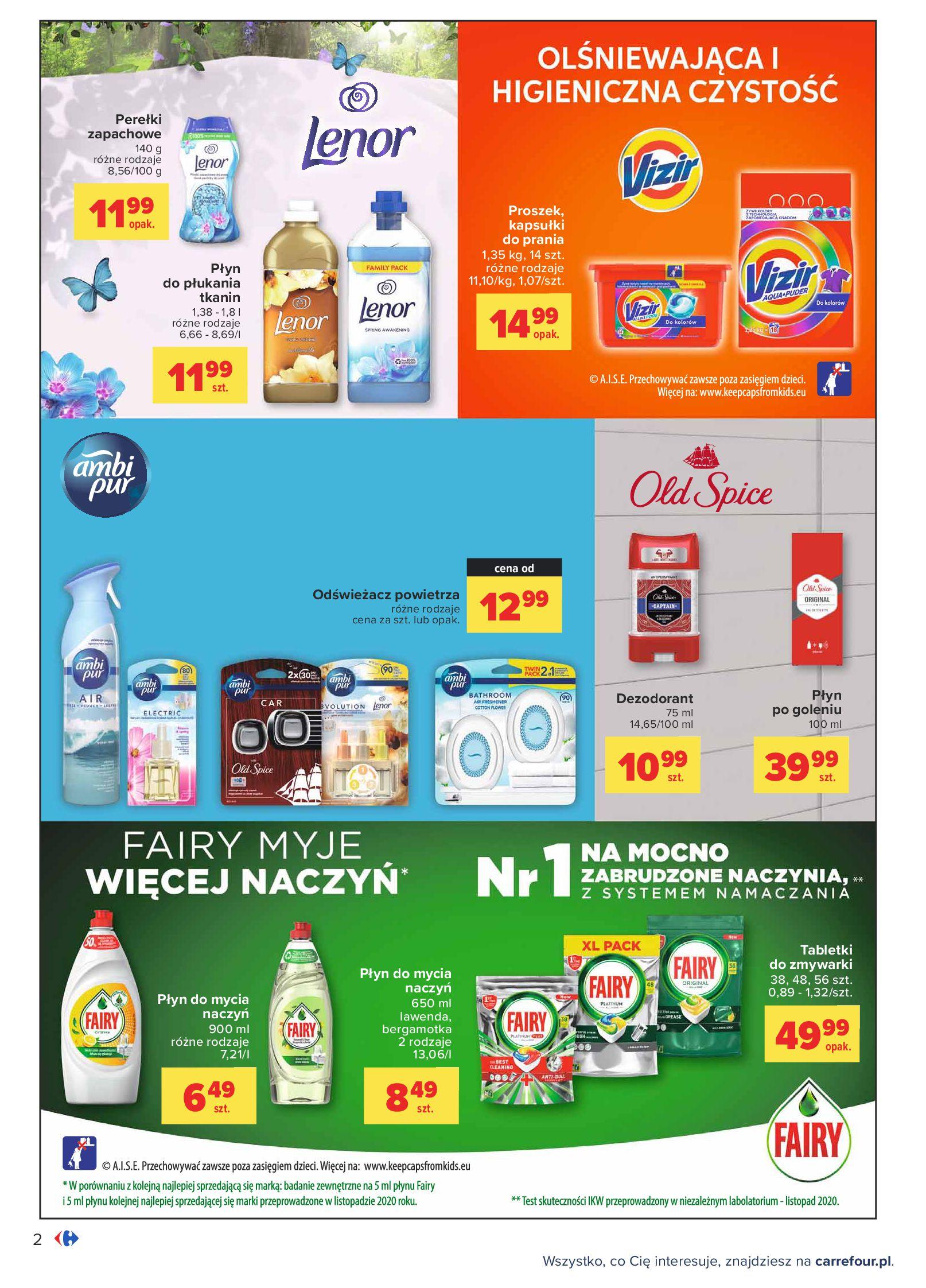 Gazetka Carrefour: Gazetka Carrefour - Proste równanie na oszczędzanie 2021-09-14 page-2