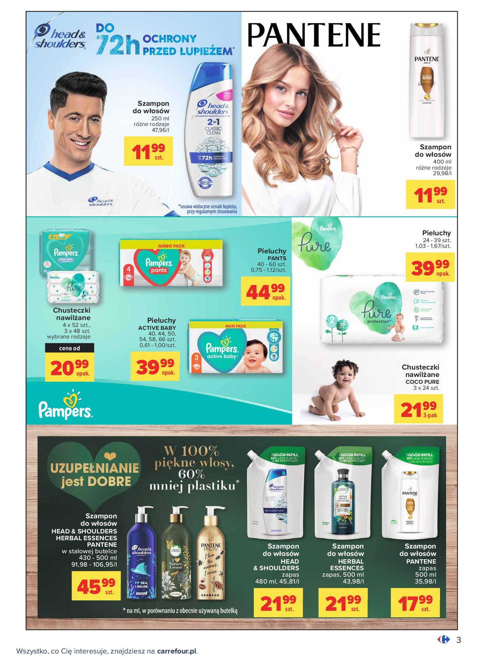 Gazetka Carrefour: Gazetka Carrefour - Proste równanie na oszczędzanie 2021-09-14 page-3