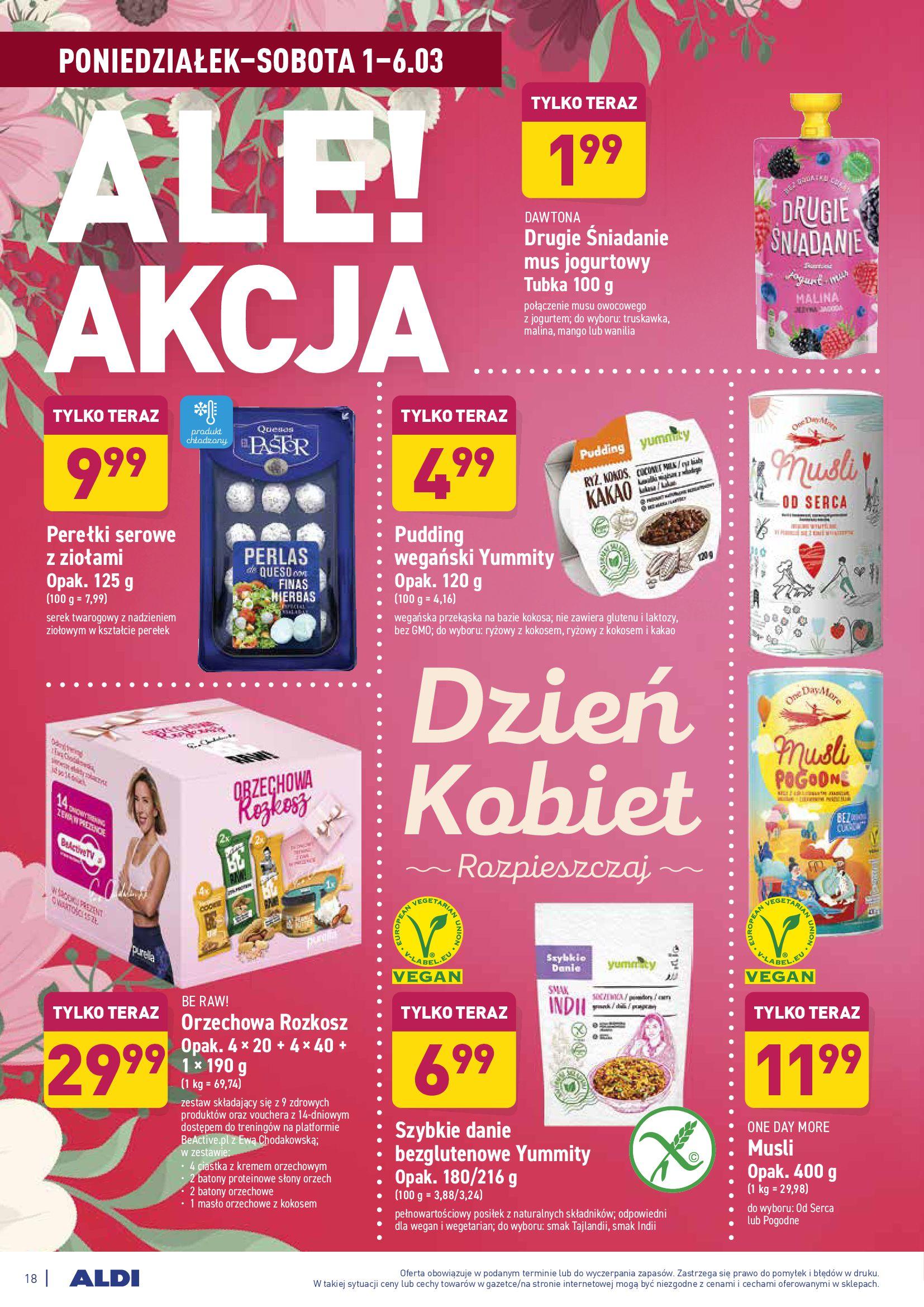 Gazetka Aldi: Gazetka promocyjna od 01.03 2021-03-01 page-18