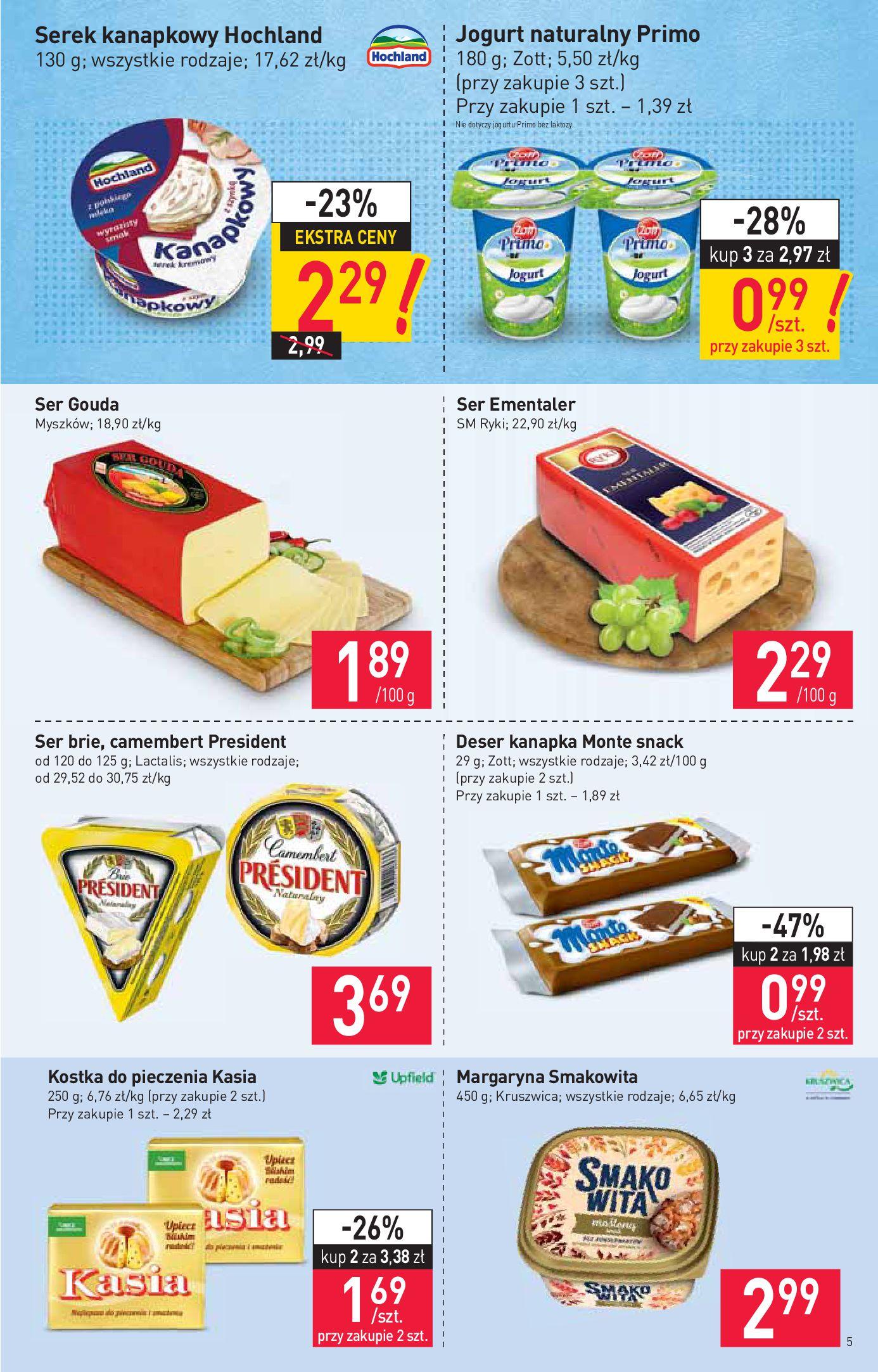 Gazetka Stokrotka Market: Oferta handlowa 2021-01-14 page-5