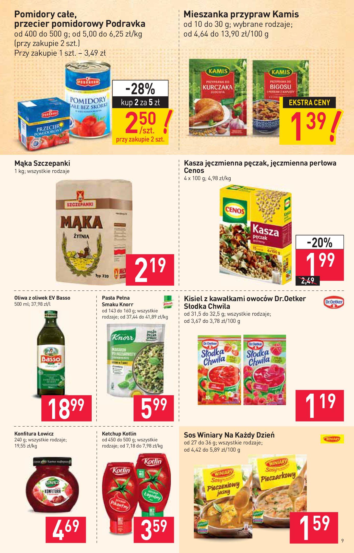Gazetka Stokrotka Market: Oferta handlowa 2021-01-14 page-9
