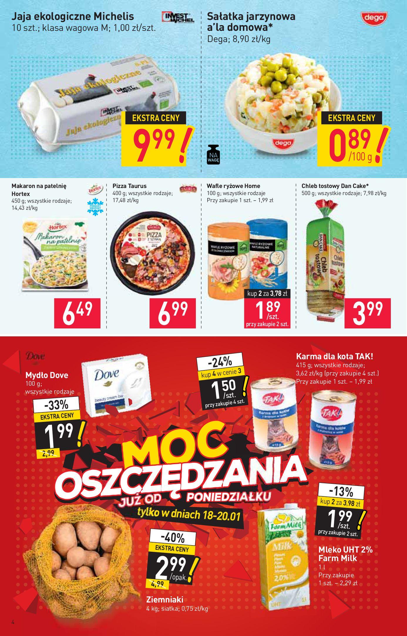 Gazetka Stokrotka Market: Oferta handlowa 2021-01-14 page-4