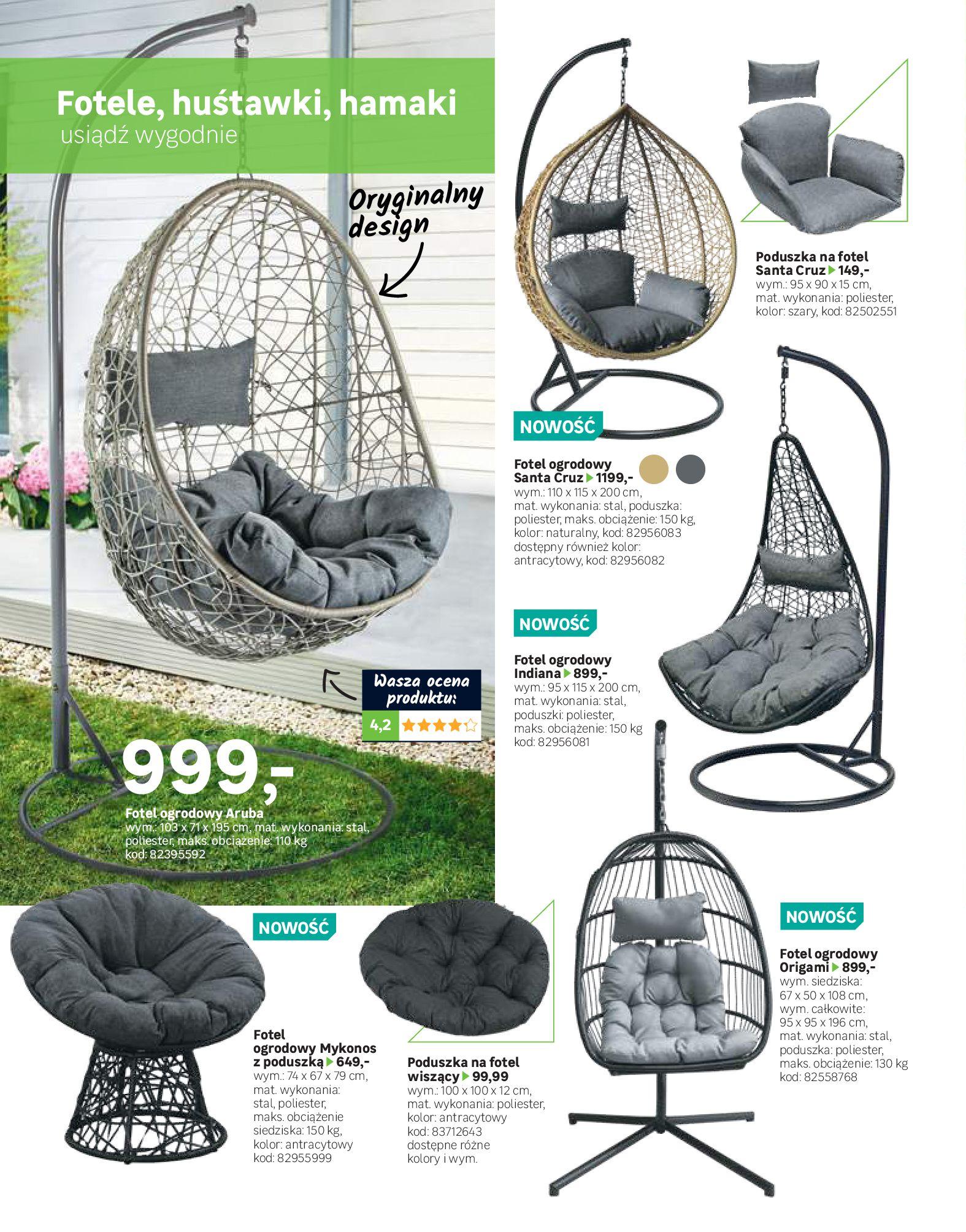 Gazetka Leroy Merlin: Katalog Ogród 2021-03-10 page-58