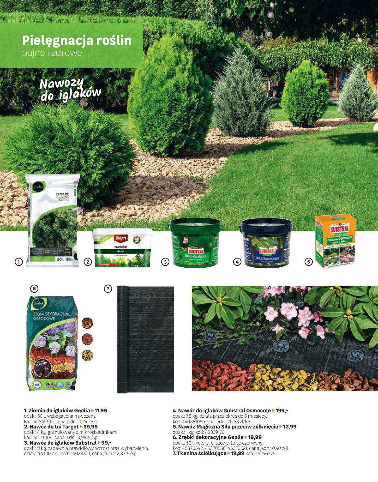 Gazetka Leroy Merlin: Katalog Ogród 2021-03-10 page-90