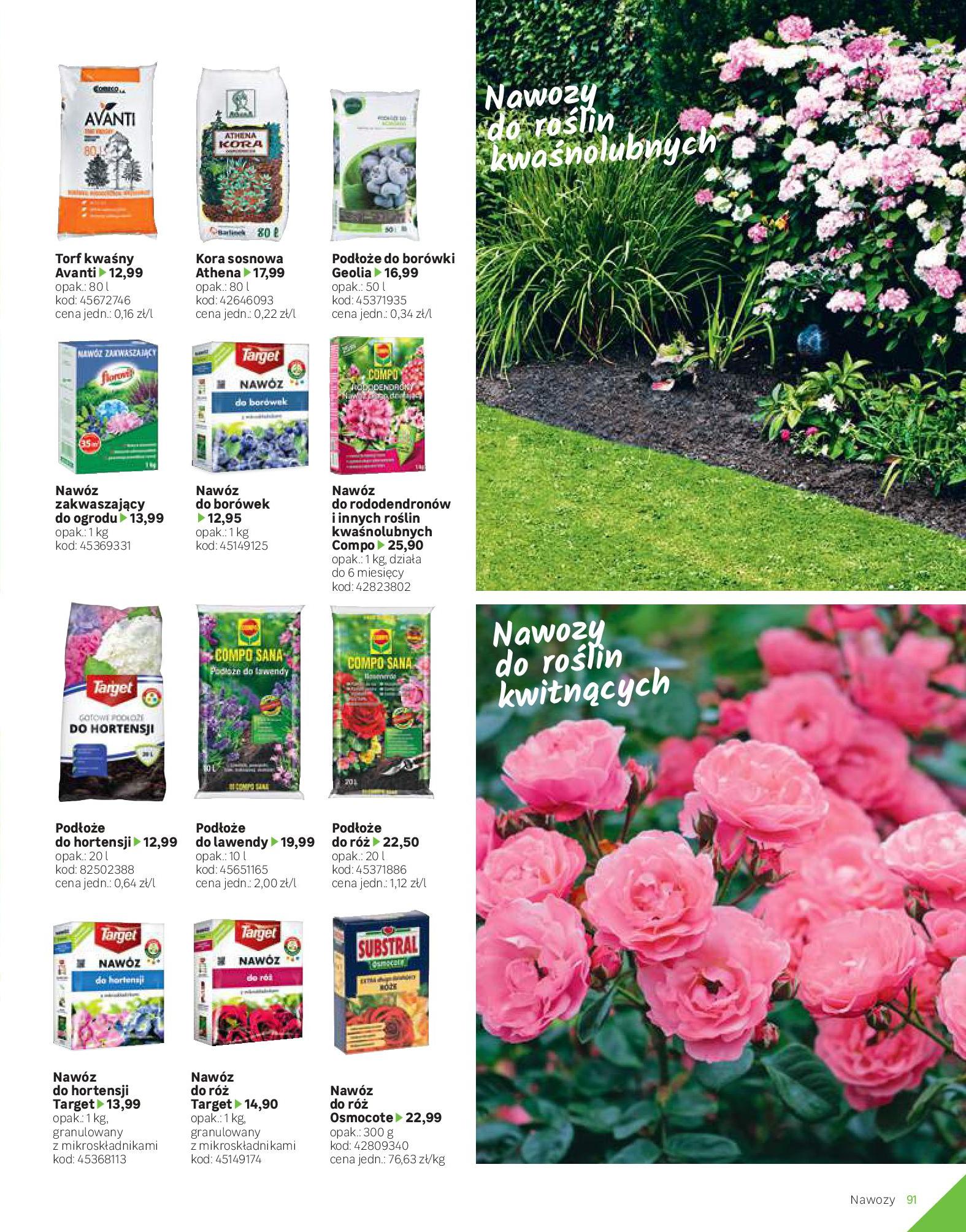 Gazetka Leroy Merlin: Katalog Ogród 2021-03-10 page-91