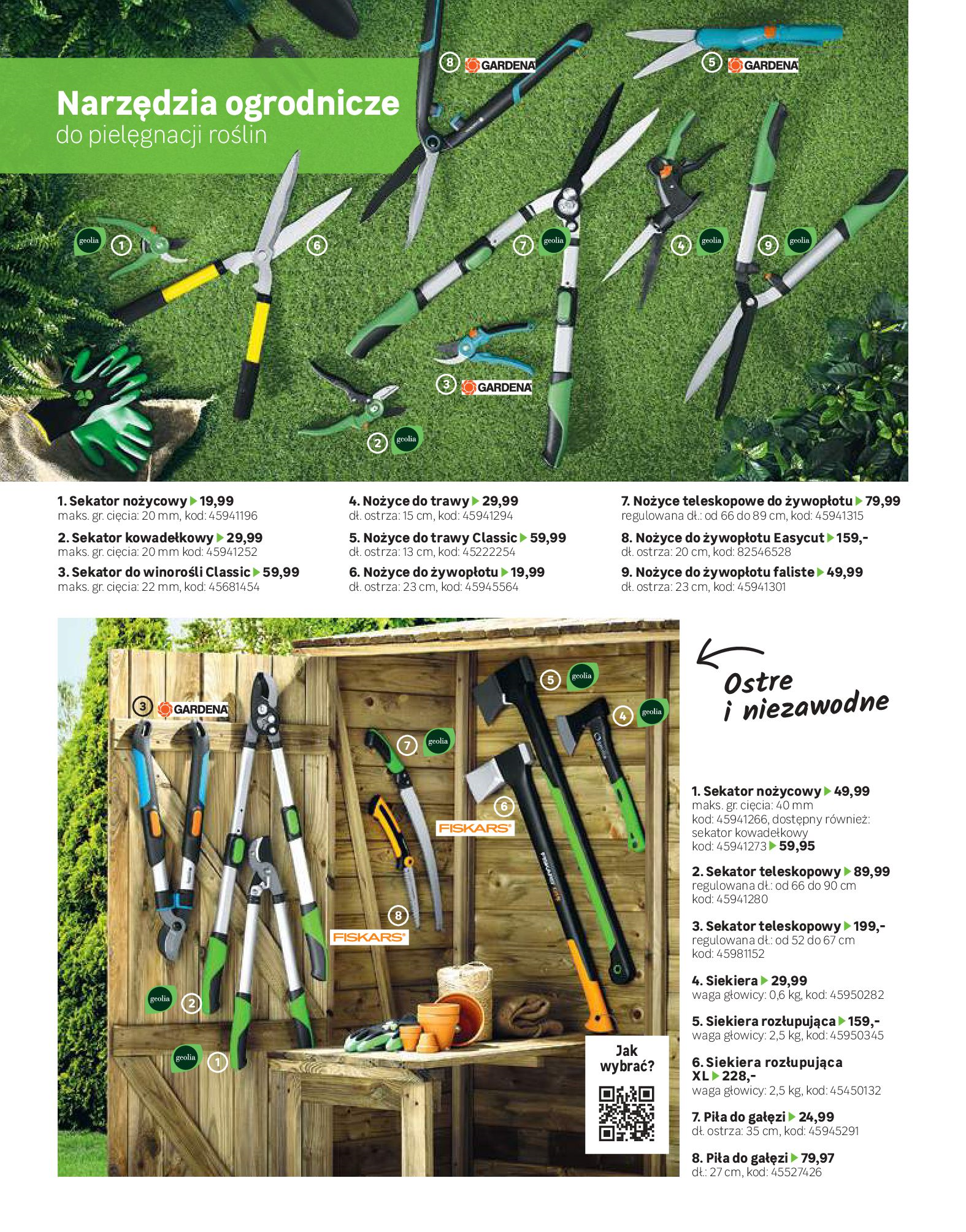 Gazetka Leroy Merlin: Katalog Ogród 2021-03-10 page-102