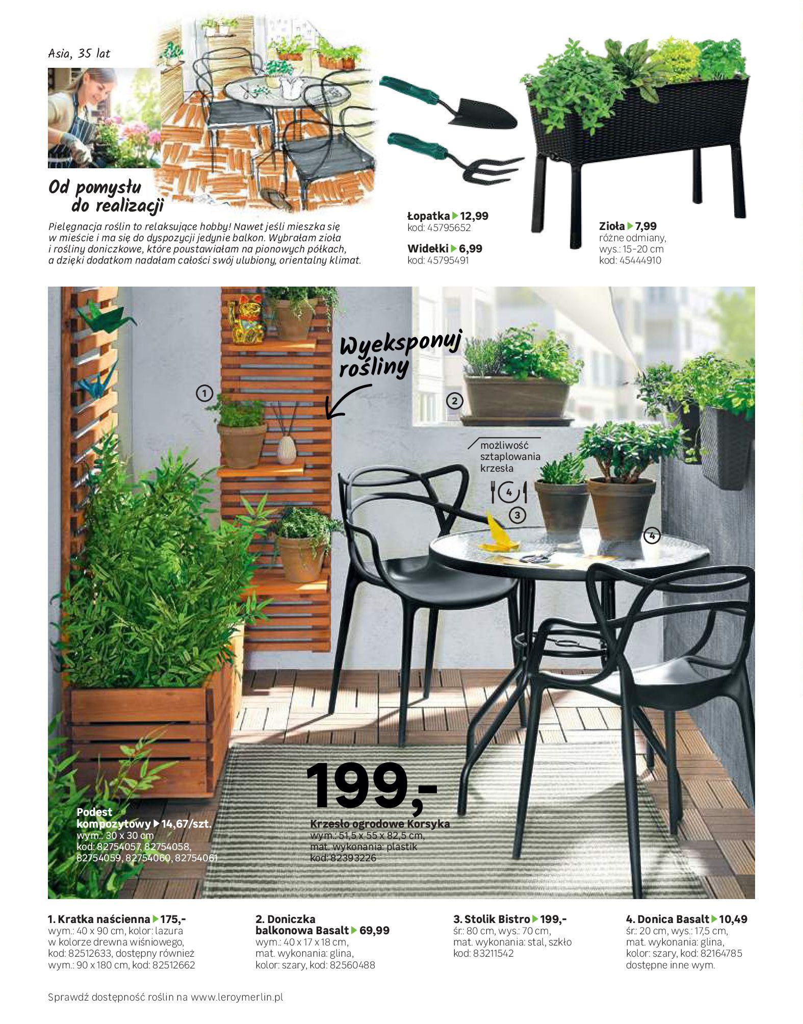 Gazetka Leroy Merlin: Katalog Ogród 2021-03-10 page-12