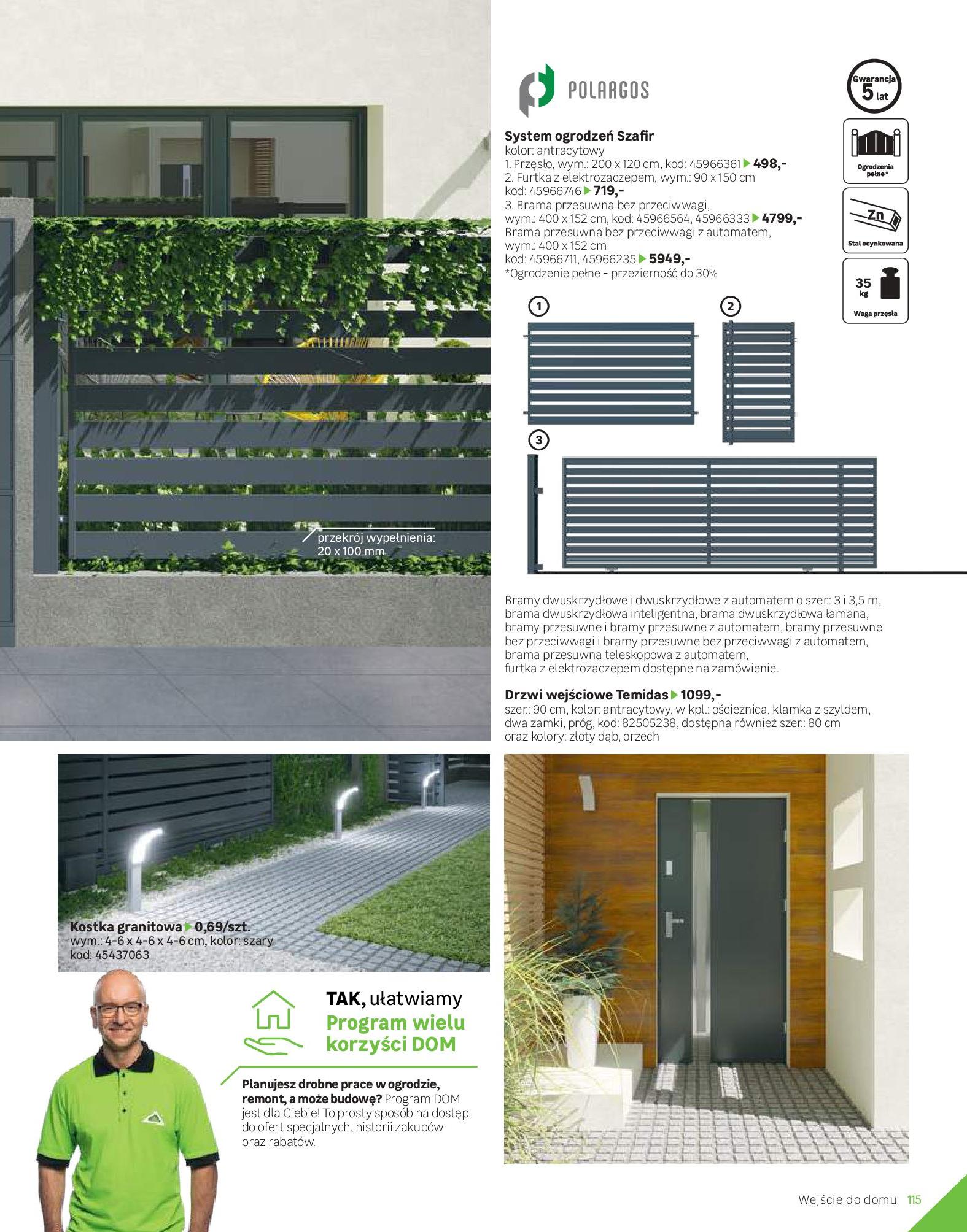 Gazetka Leroy Merlin: Katalog Ogród 2021-03-10 page-115