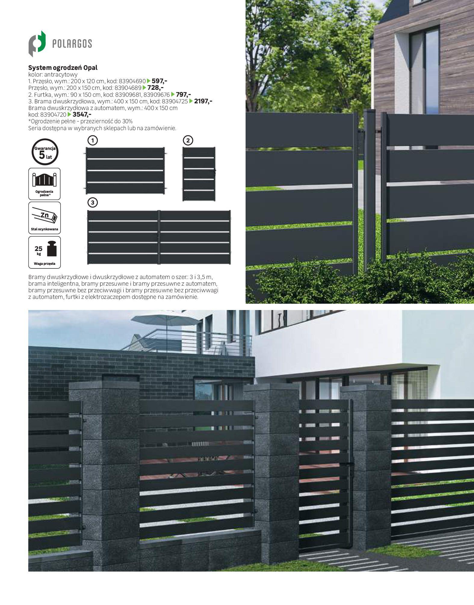 Gazetka Leroy Merlin: Katalog Ogród 2021-03-10 page-118