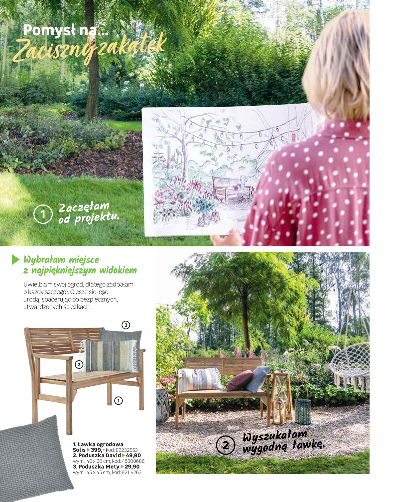 Gazetka Leroy Merlin: Katalog Ogród 2021-03-10 page-14