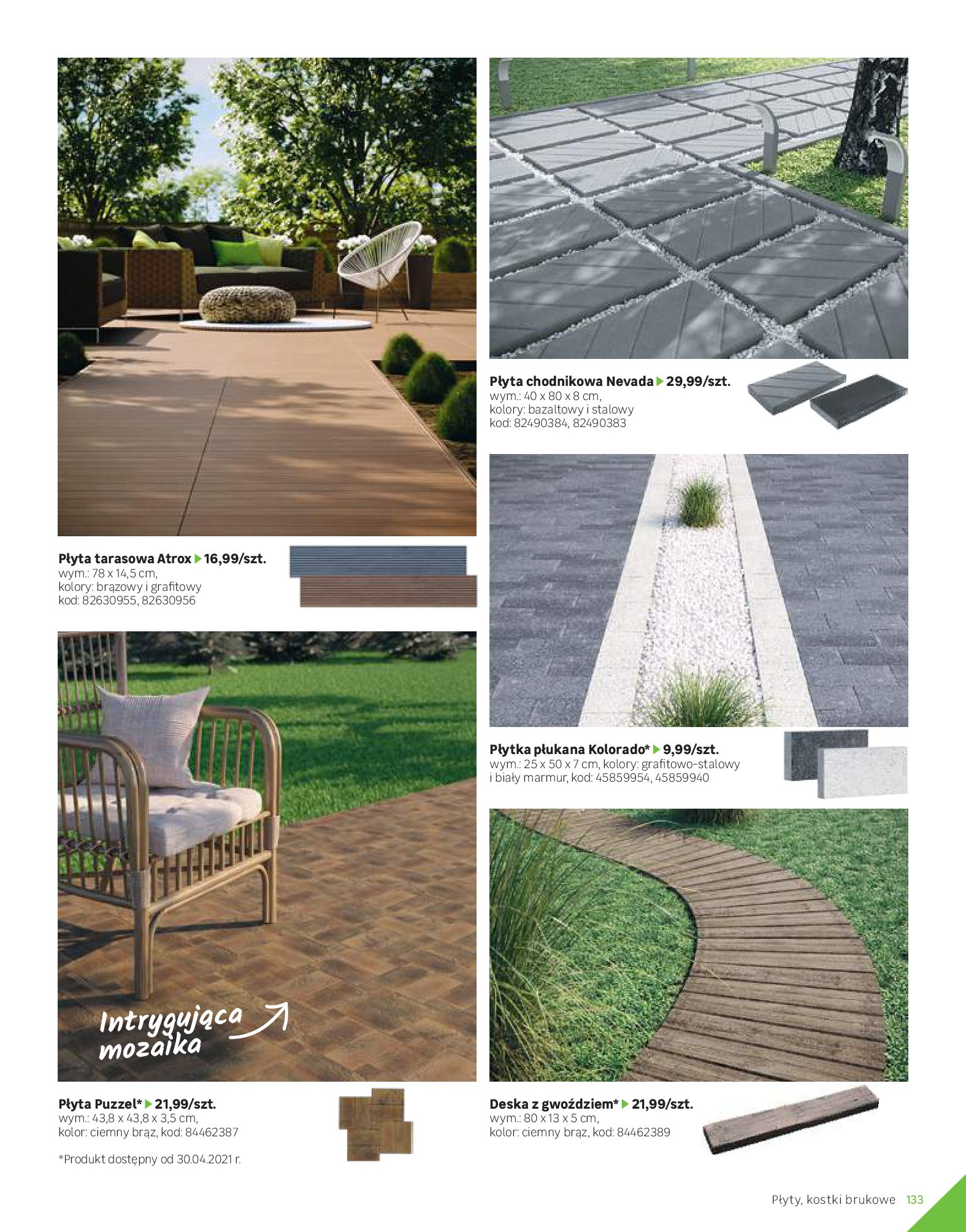 Gazetka Leroy Merlin: Katalog Ogród 2021-03-10 page-133